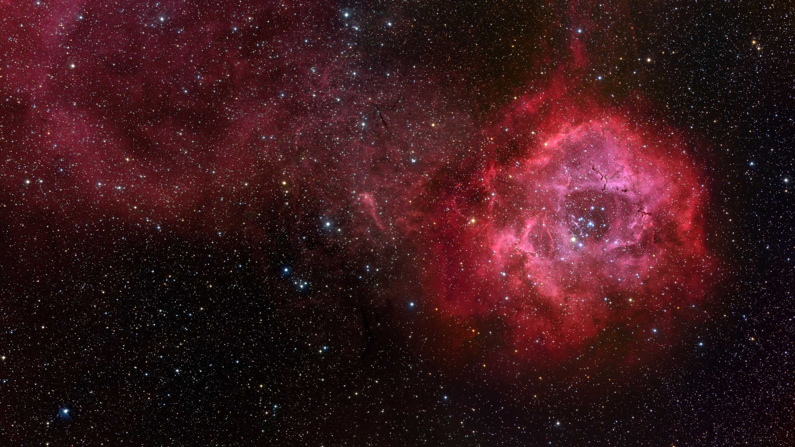 2560x1440 Red Galaxy 4k 1440p Resolution Hd 4k Wallpapers