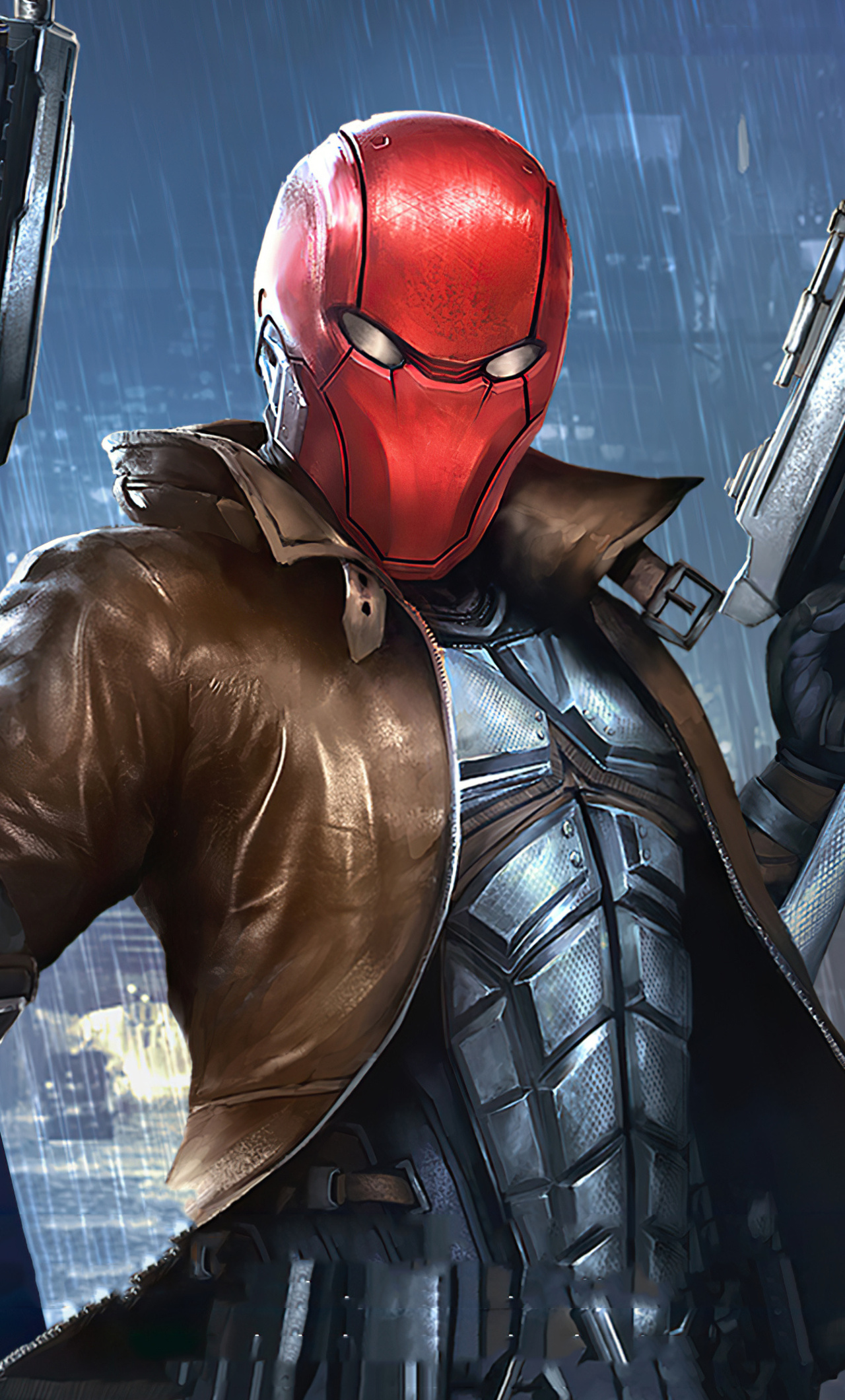 The Best How To Download Red Hood Injustice 2  Wallpapers