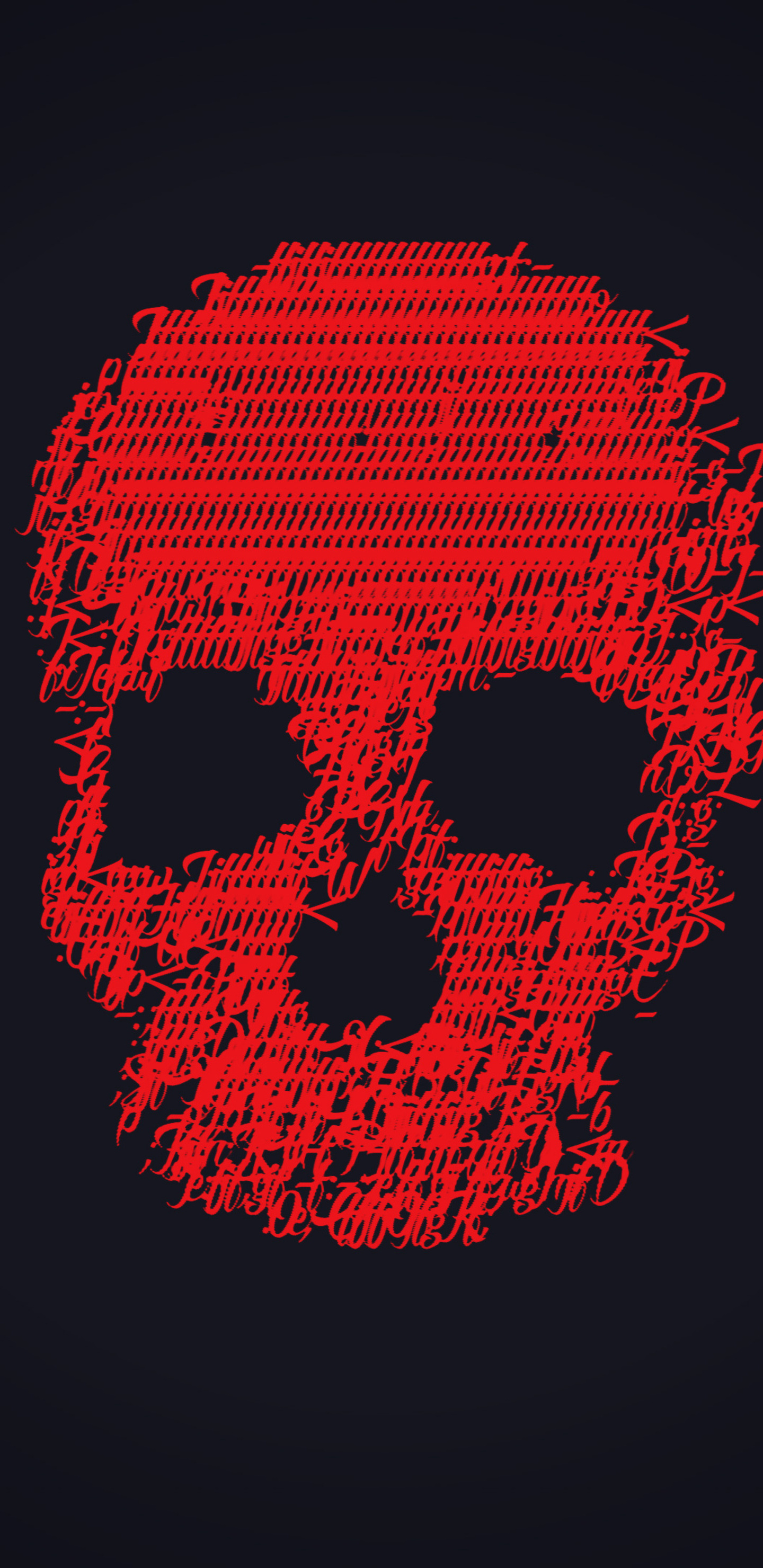 1440x2960 Red Skull 4k Samsung Galaxy Note 98 S9s8s8
