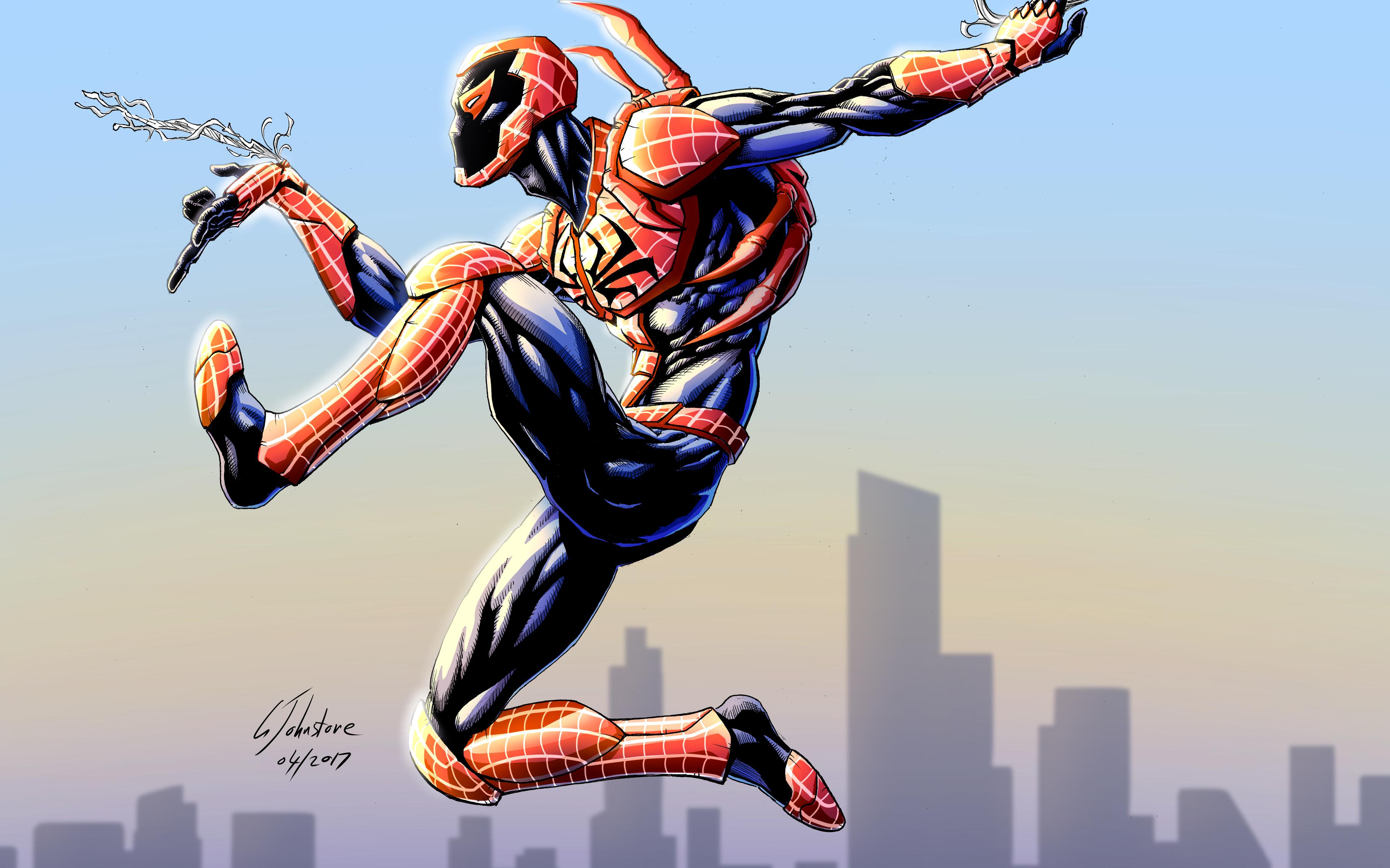 red-spiderman-bluebeetle-artwork-p4.jpg