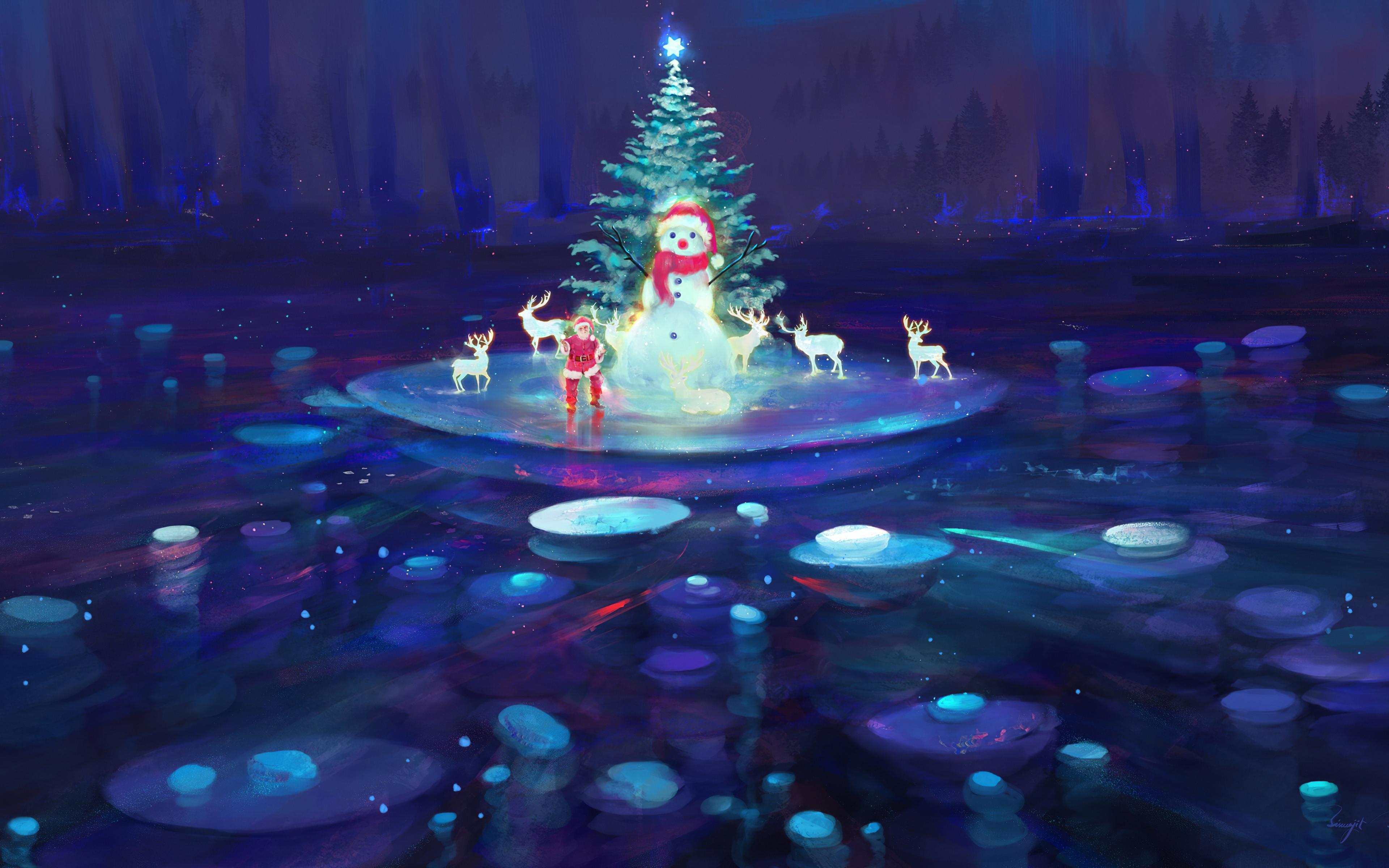 reindeer-christmas-season-santa-colorful-digital-art-4k-f8.jpg