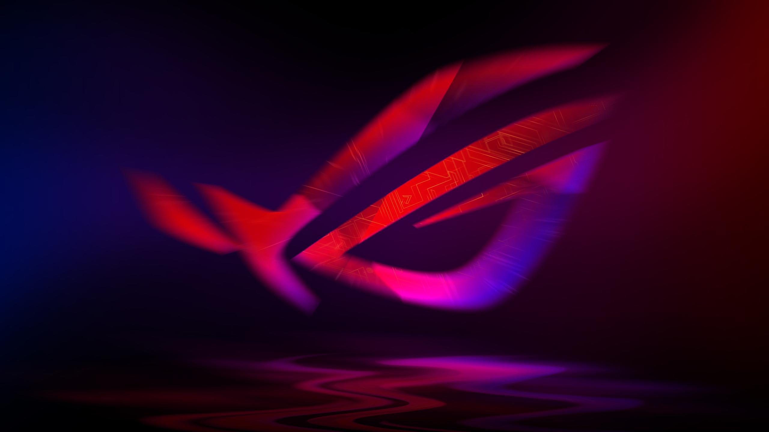 2560x1440 Republic Of Gamers Logo 4k 1440p Resolution Hd 4k
