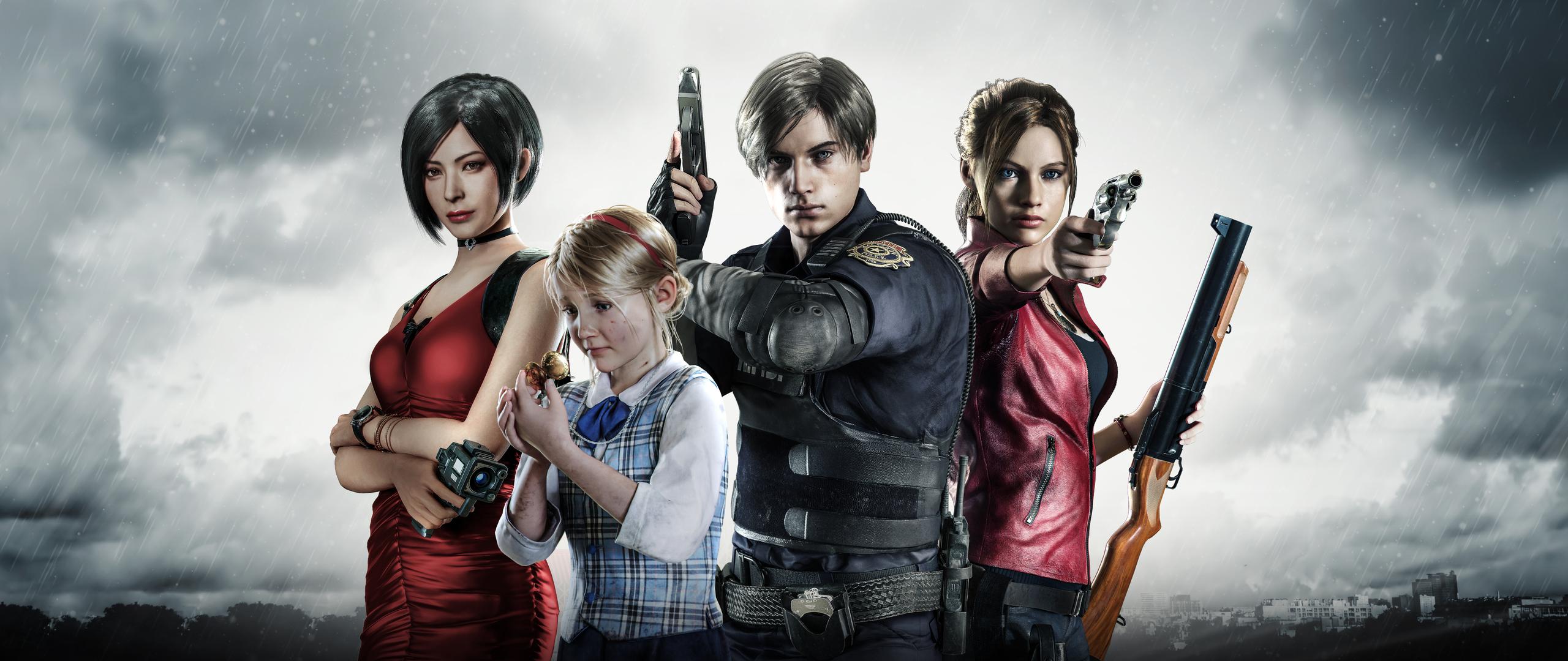 2560x1080 Resident Evil 2 2019 10k 2560x1080 Resolution HD ...