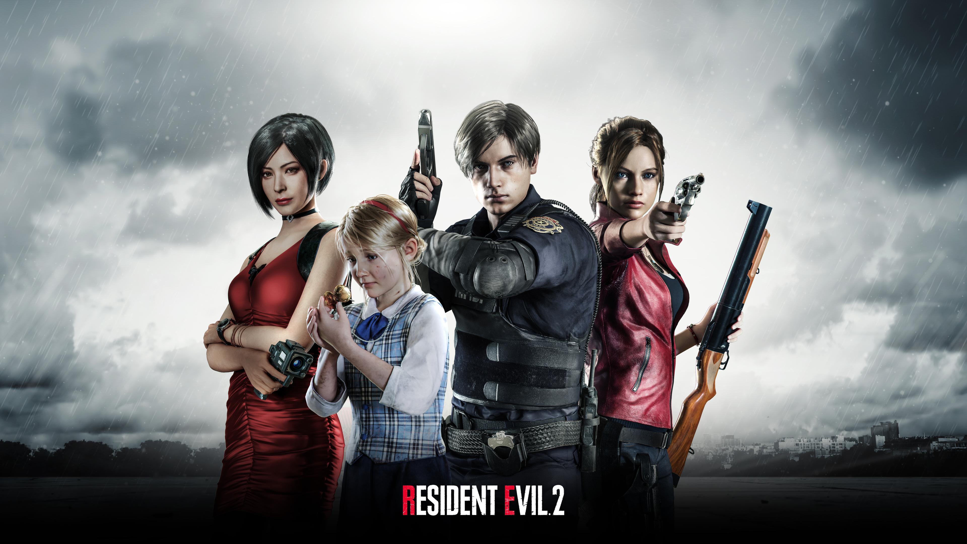 3840x2160 Resident Evil 2 2019 10k 4k HD 4k Wallpapers ...