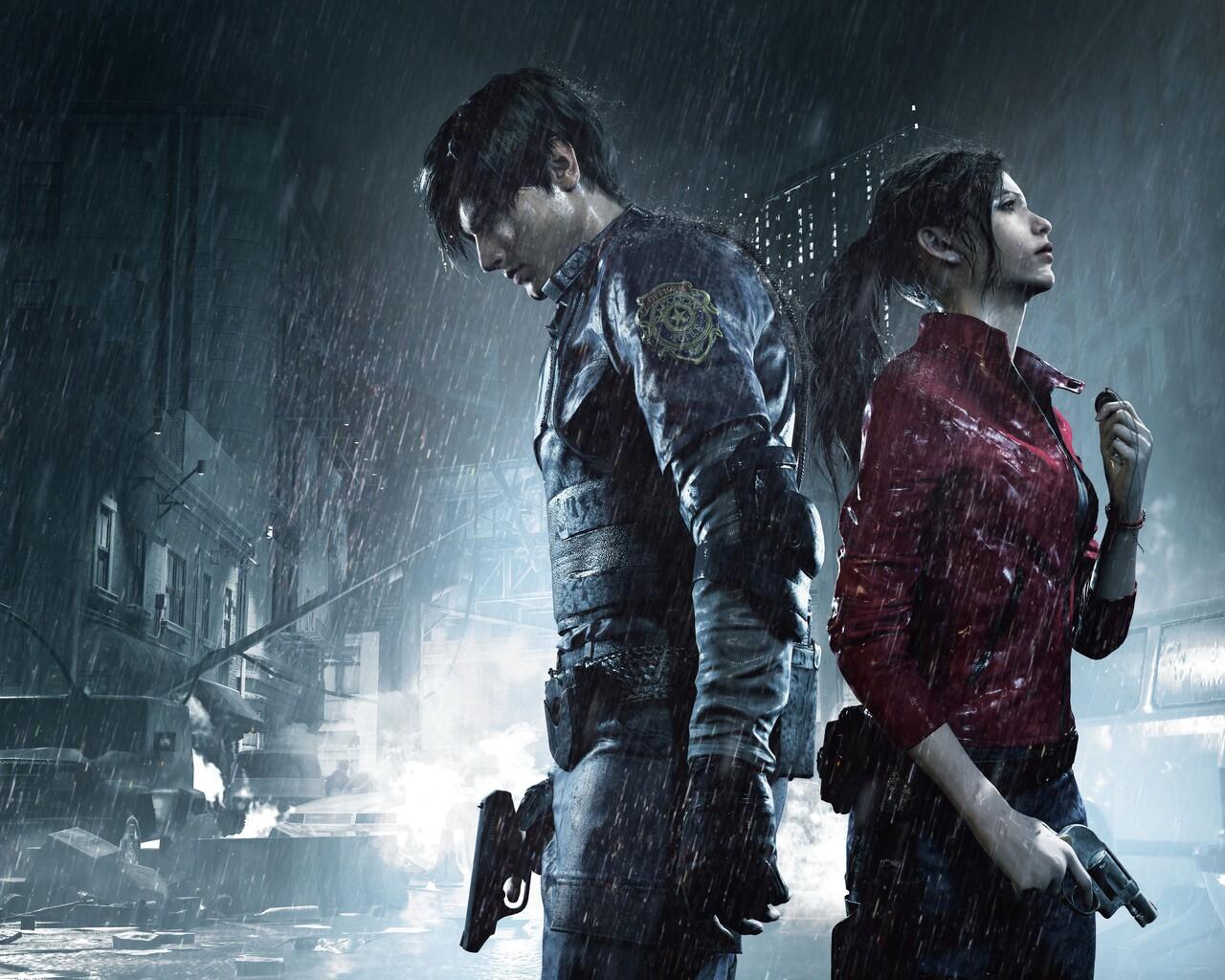 1280x1024 Resident Evil 2 2019 4k 1280x1024 Resolution HD ...