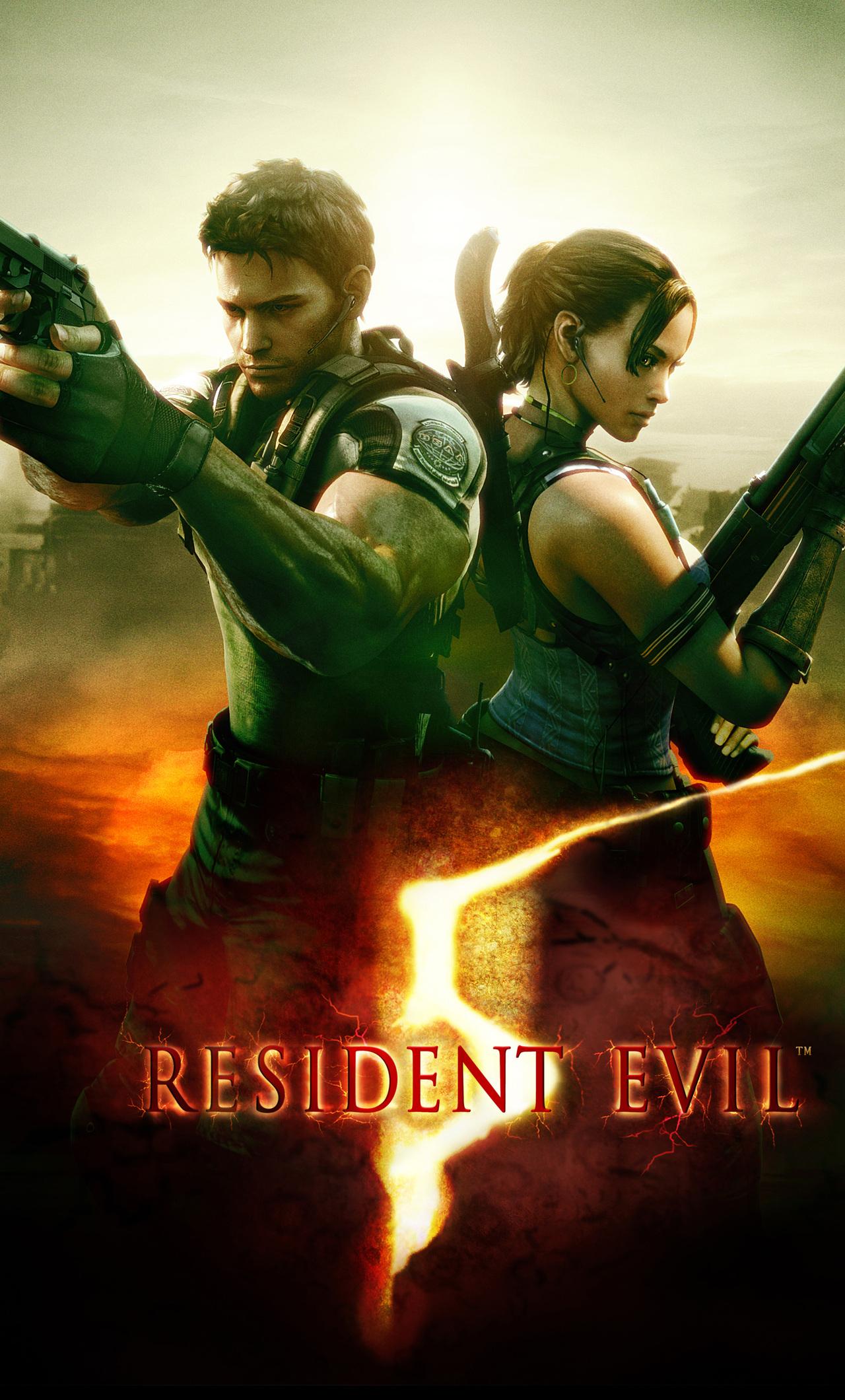Resident Evil 5 Wallpapers Hd Download Desktop Background