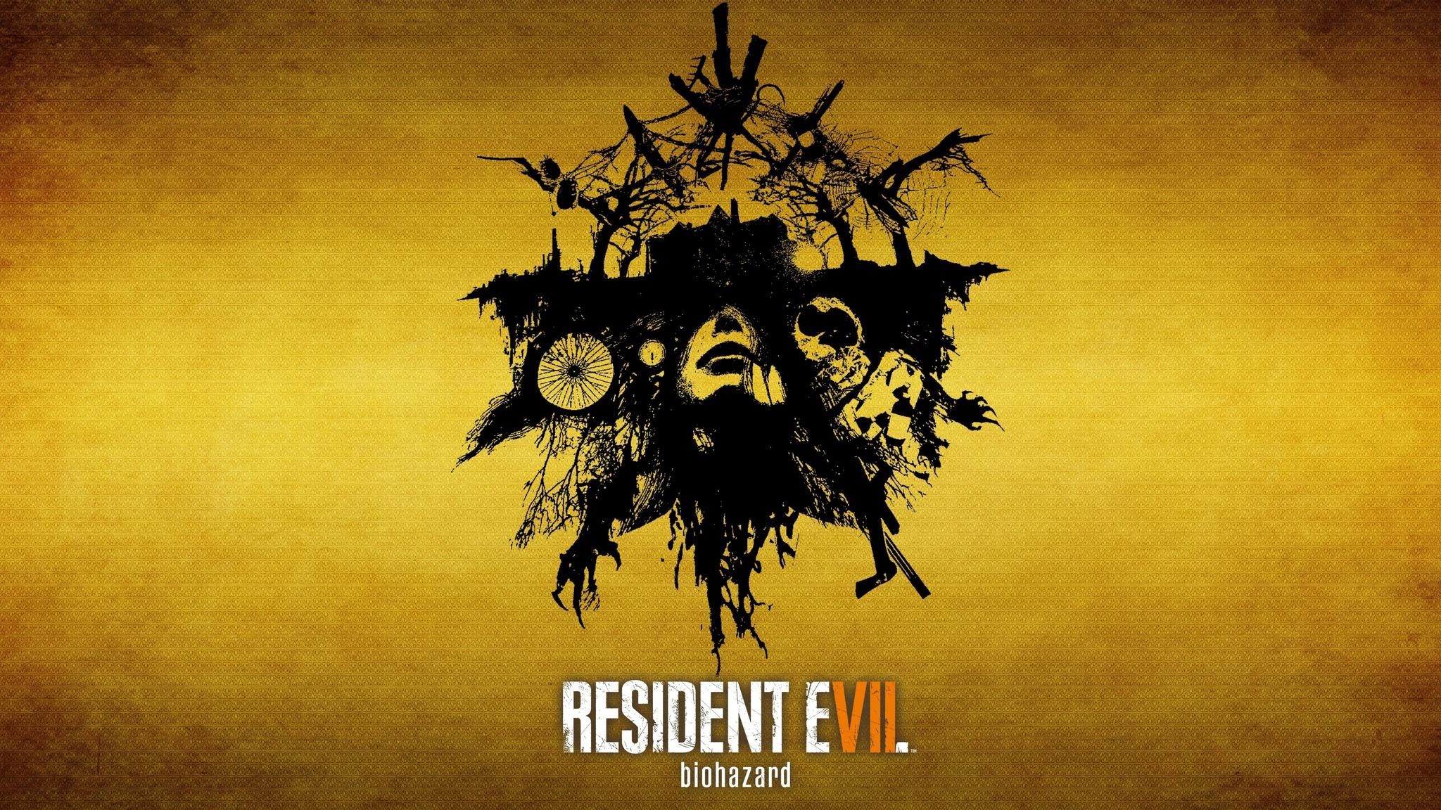 Resident Evil 7 Hd Wallpaper: 2048x1152 Resident Evil 7 Biohazard 2048x1152 Resolution
