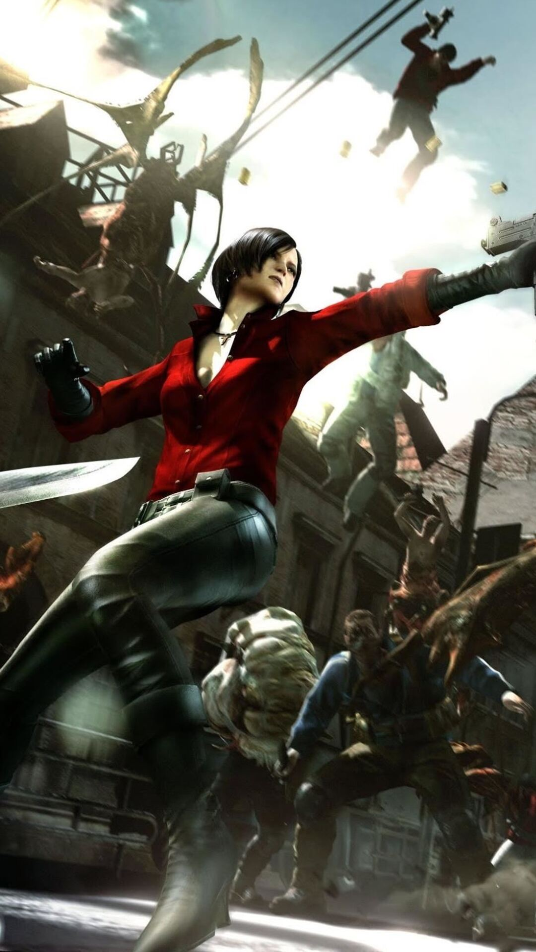 1080x1920 Resident Evil 7 Game Iphone 7,6s,6 Plus, Pixel ...