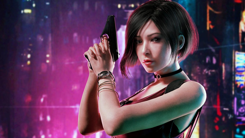 1360x768 Resident Evil Ada Wong 2020 Laptop HD HD 4k ...