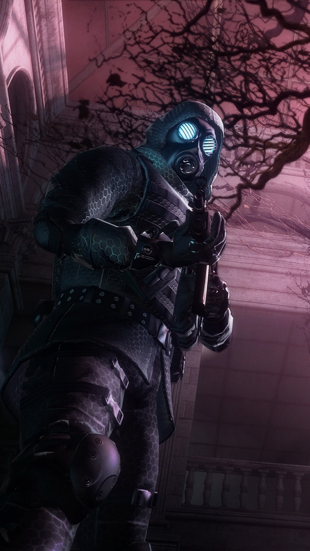 640x1136 Resident Evil Operation Racoon City Iphone 5 5c 5s Se