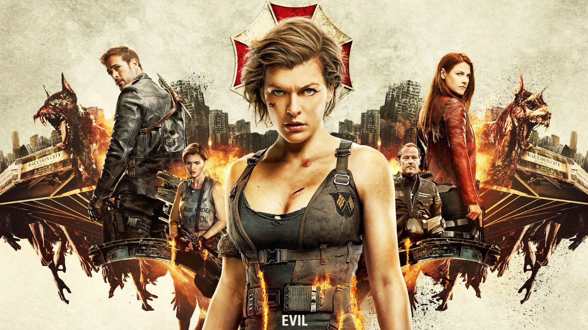 2048x1152 Final Fantasy Xv 2016 2048x1152 Resolution Hd 4k: 2048x1152 Resident Evil The Final Chapter 4k 2016 Movie