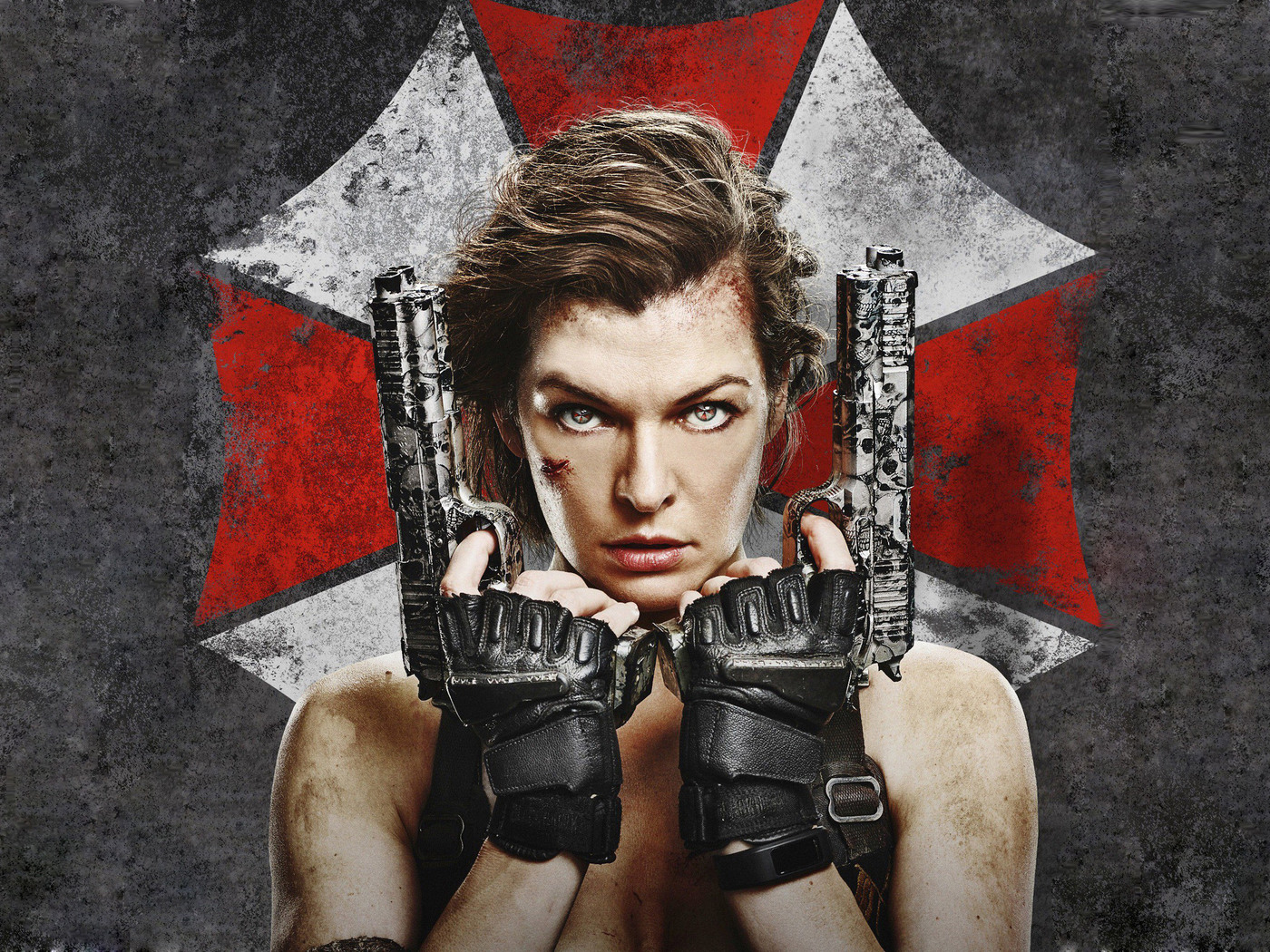 Resident Evil The Final Chapter 2016 Movie Hd Wallpaper: 1400x1050 Resident Evil The Final Chapter 4k 1400x1050