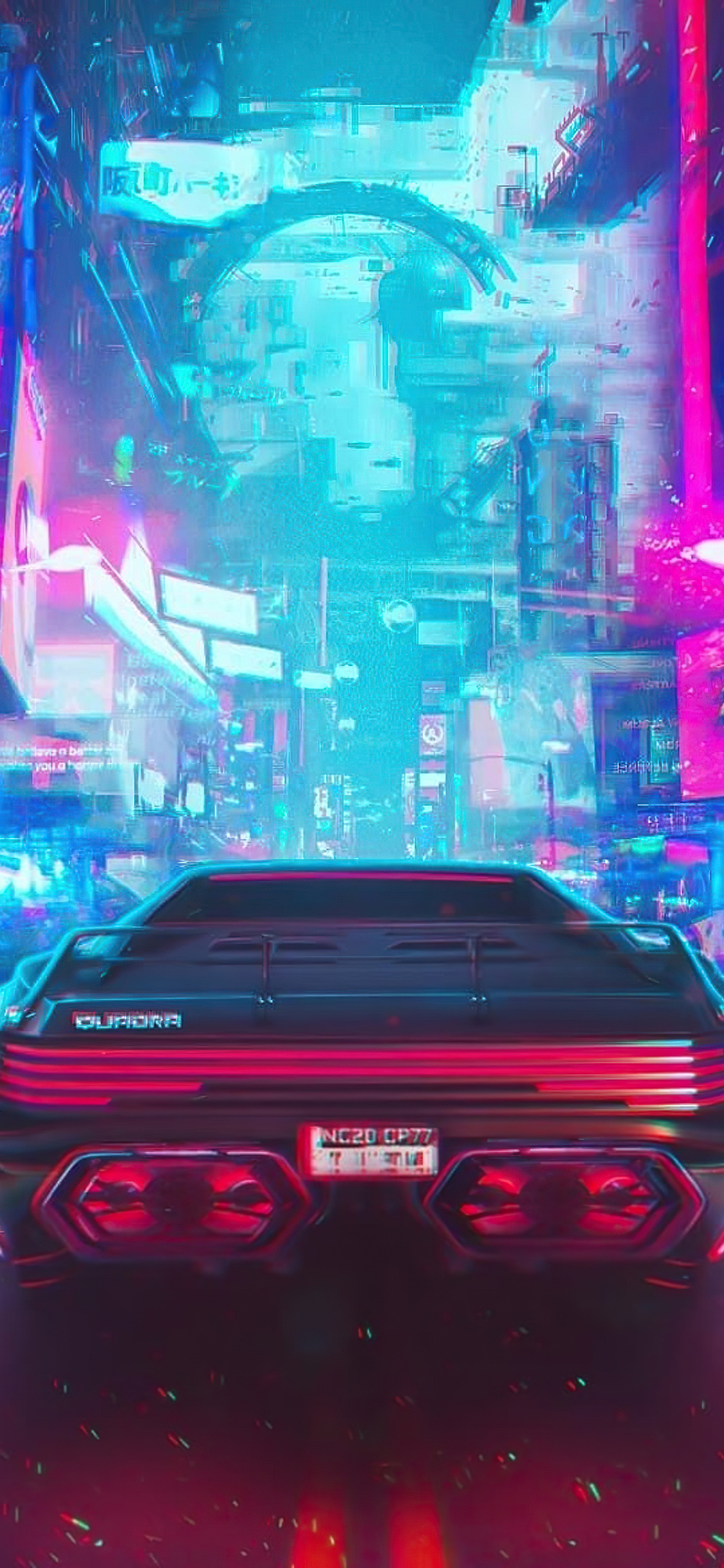 1125x2436 Retro Cyberpunk Ride 4k Iphone Xs Iphone 10 Iphone X Hd 4k Wallpapers Images Backgrounds Photos And Pictures