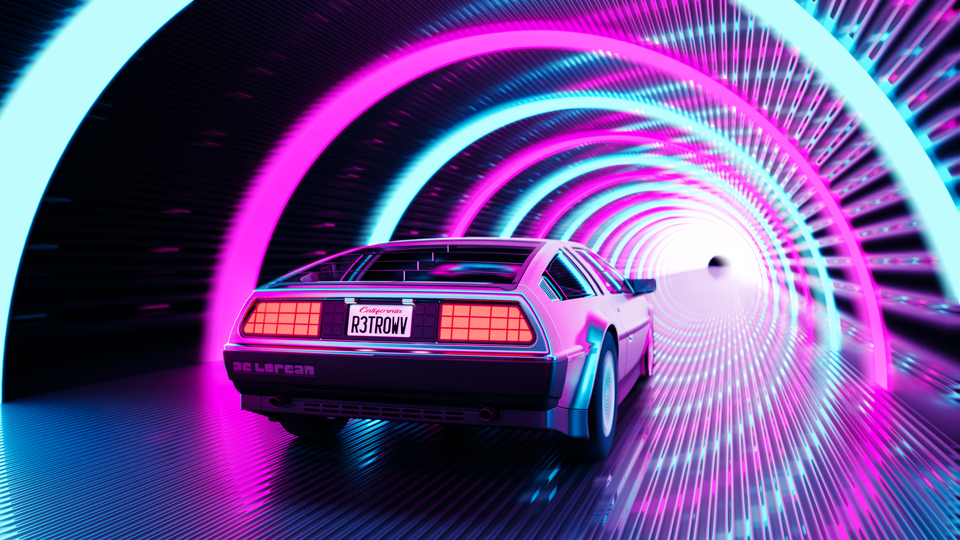 1920x1080 Retro Delorean 4k Laptop Full Hd 1080p Hd 4k Wallpapers Images Backgrounds Photos And Pictures