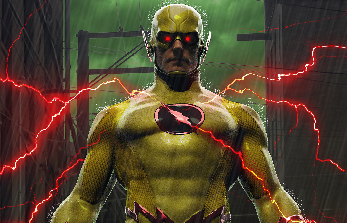 1400x900 Reverse Flash 1400x900 Resolution Hd 4k Wallpapers