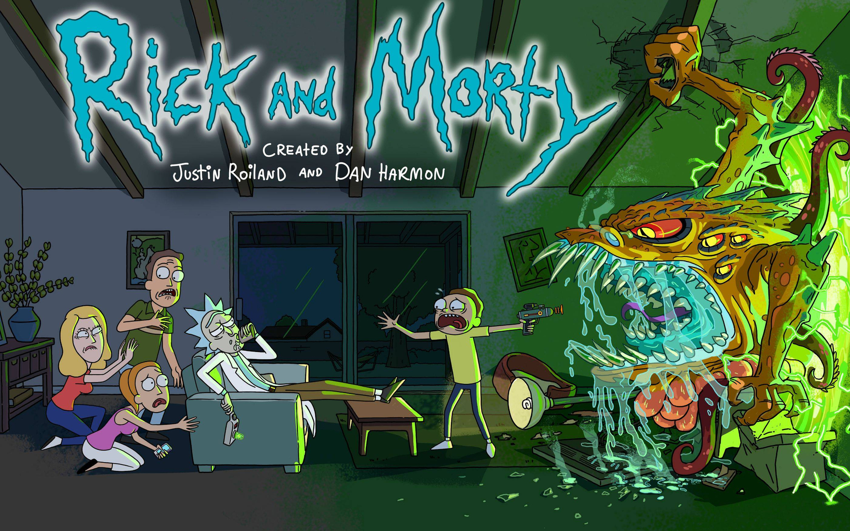 1680x1050 Rick And Morty 2017 1680x1050 Resolution HD 4k ...