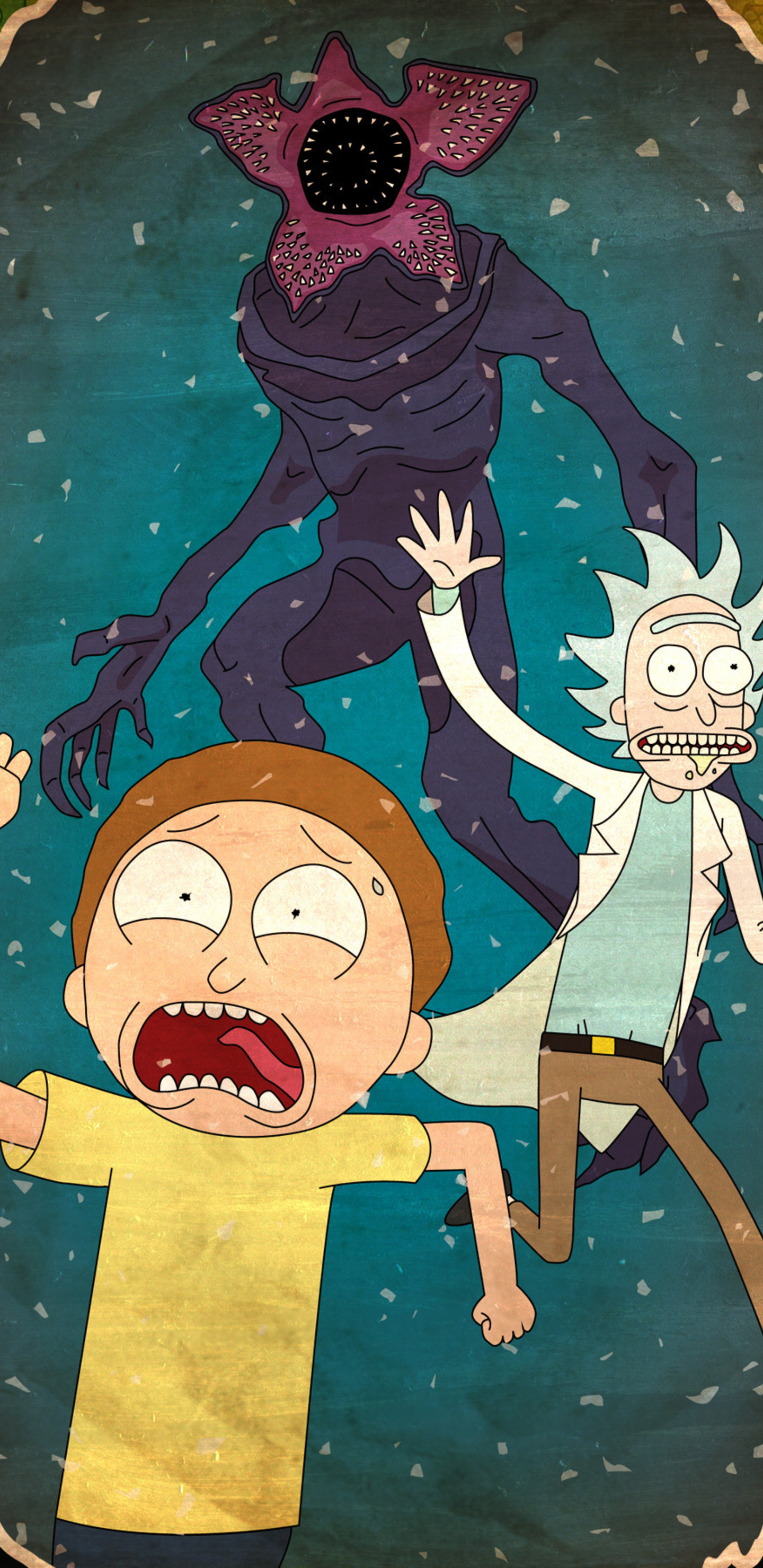 1440x2960 Rick And Morty 4k Samsung Galaxy Note 98 S9s8s8 Qhd