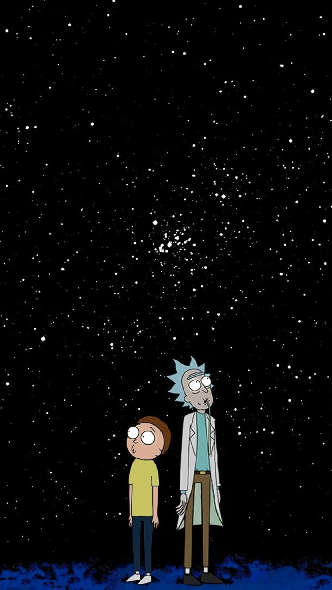 1080x1920 Rick And Morty Hd Iphone 7,6s,6 Plus, Pixel xl ...