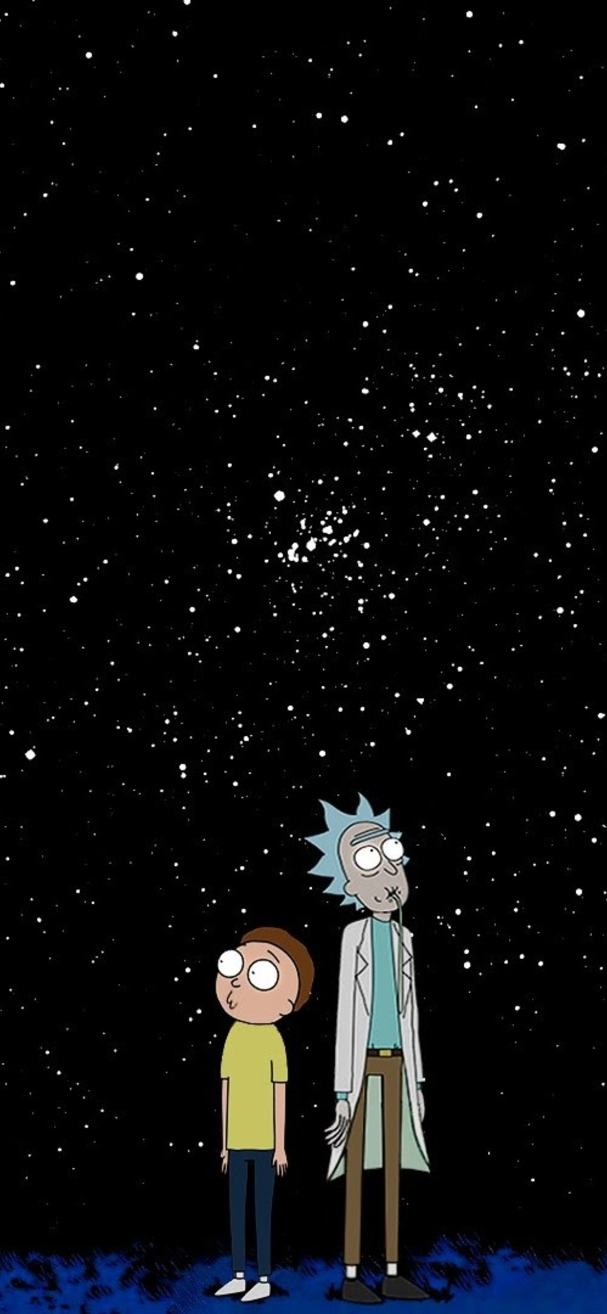 1242x2688 Rick And Morty Hd Iphone Xs Max Hd 4k Wallpapers Images
