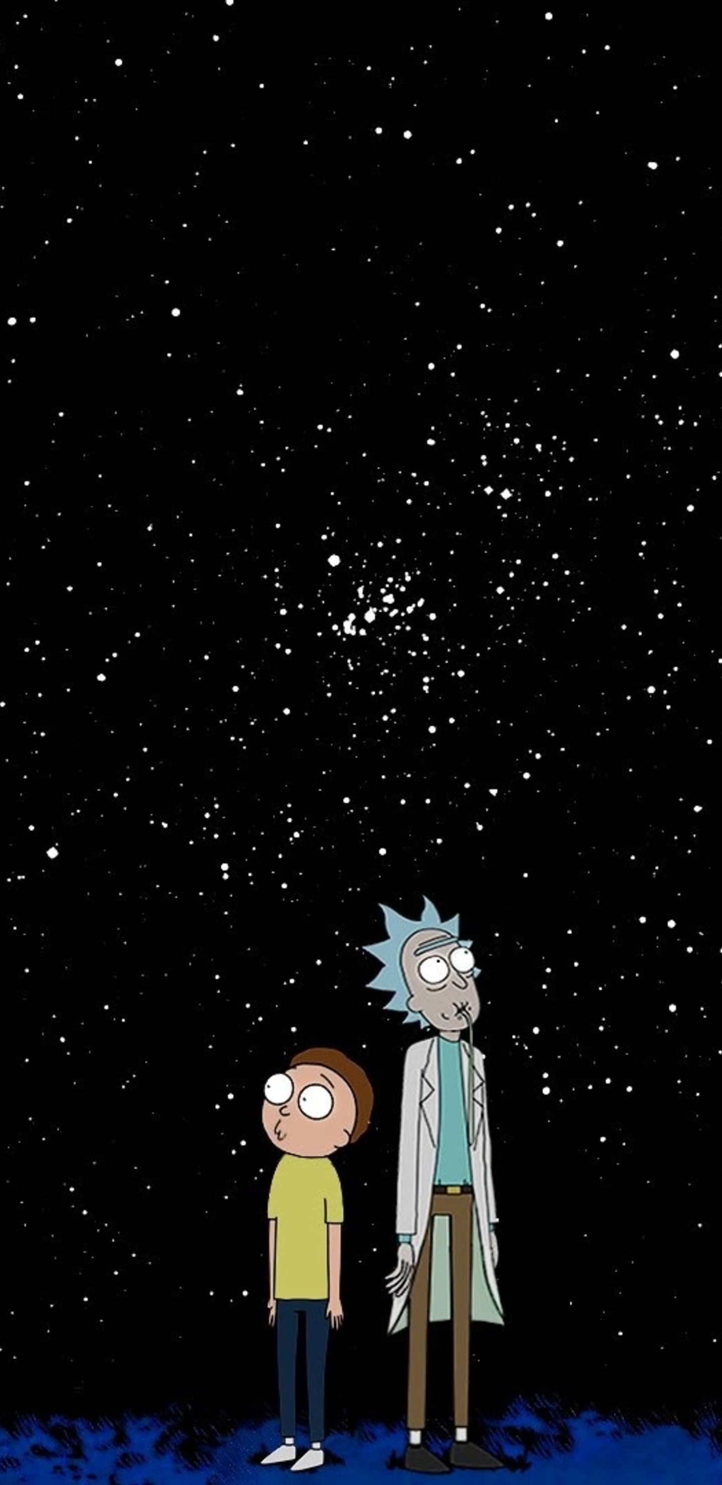 rick and morty hd jh
