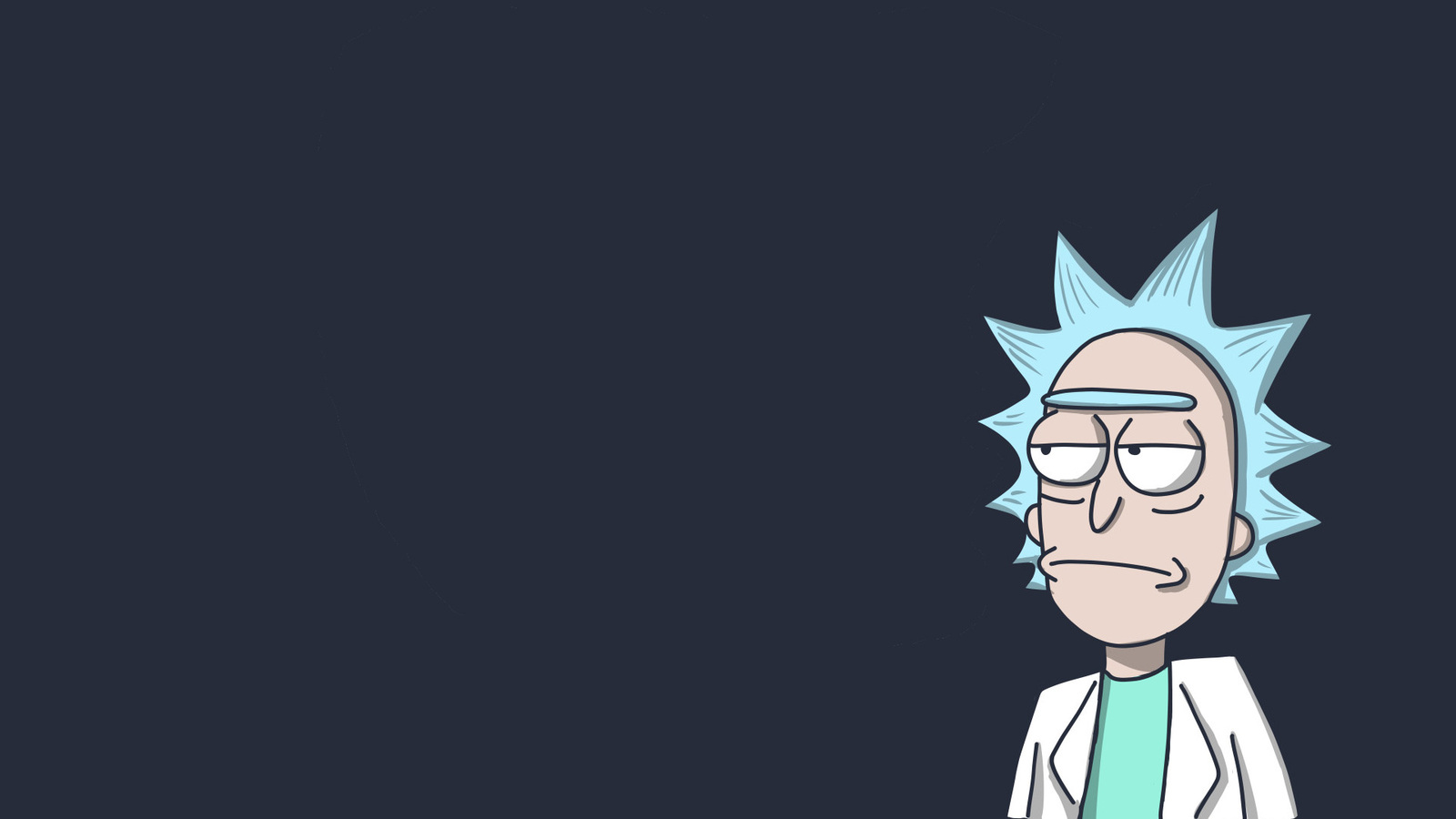 1600x900 Rick In Rick And Morty 1600x900 Resolution Hd 4k Wallpapers