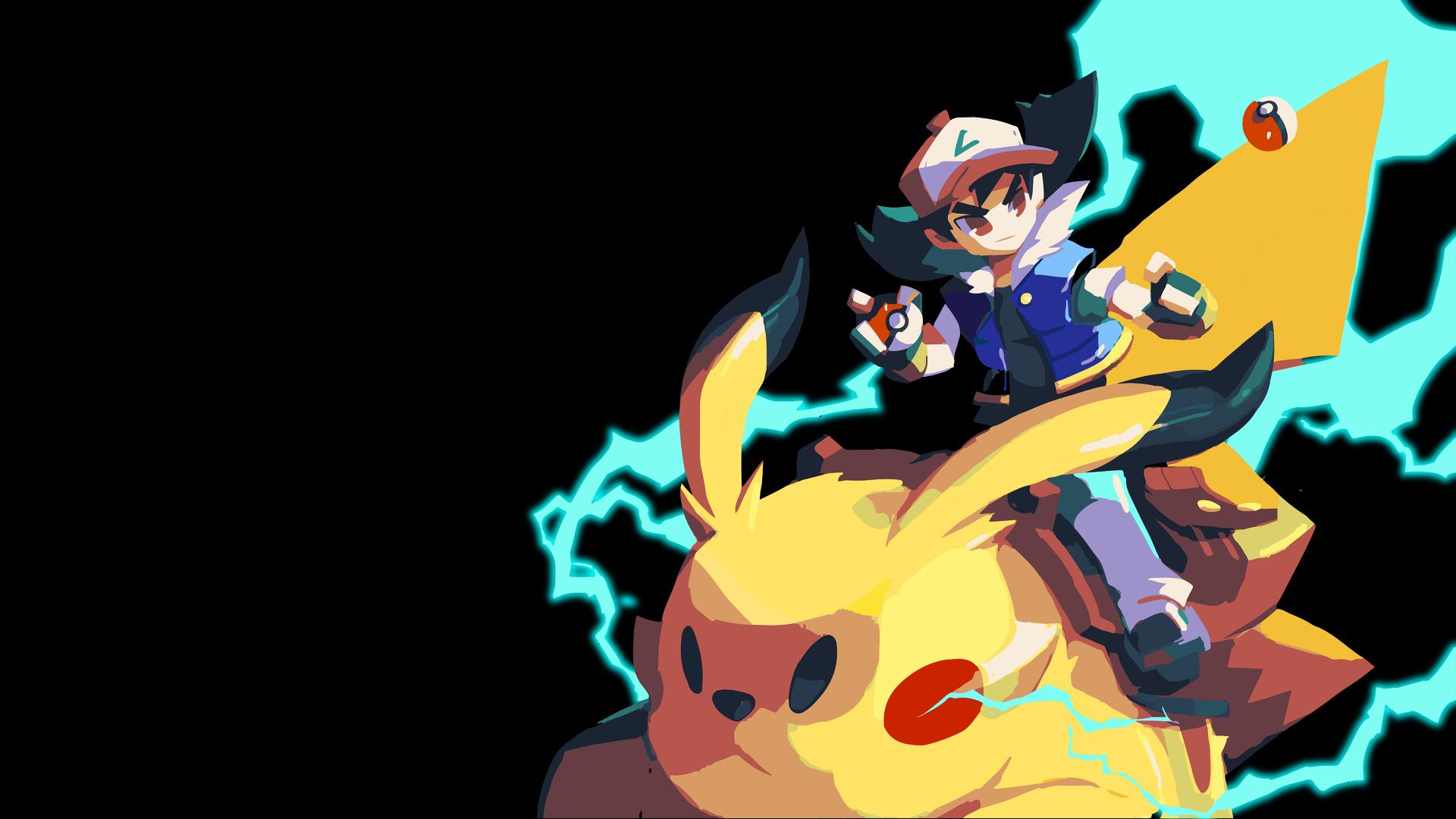 1920x1080 Riding Pokemon 8k Laptop Full HD 1080P HD 4k ...