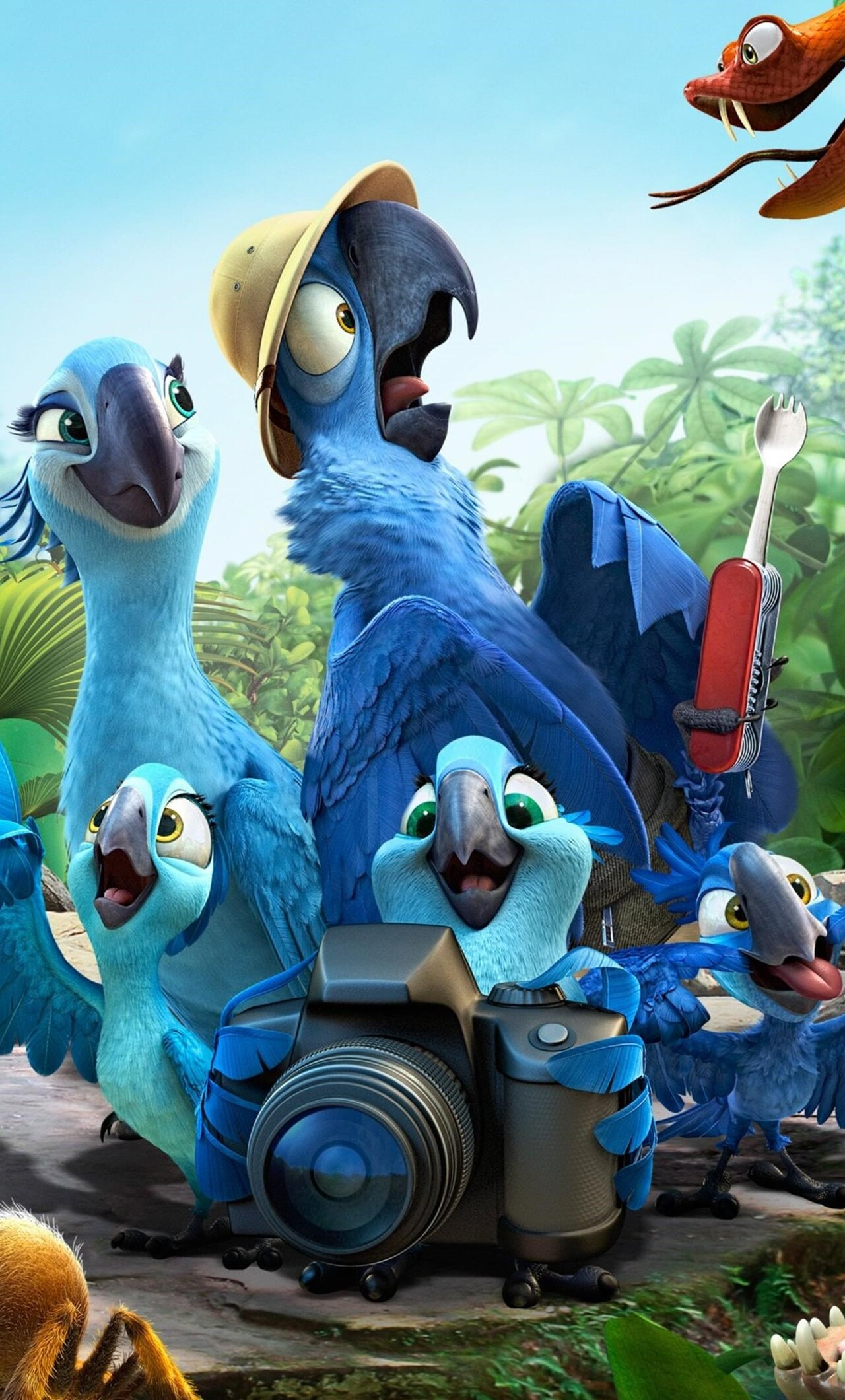 1280x2120 rio 2 movie hd iphone 6 hd 4k wallpapers images rio 2 movie hdg voltagebd Images