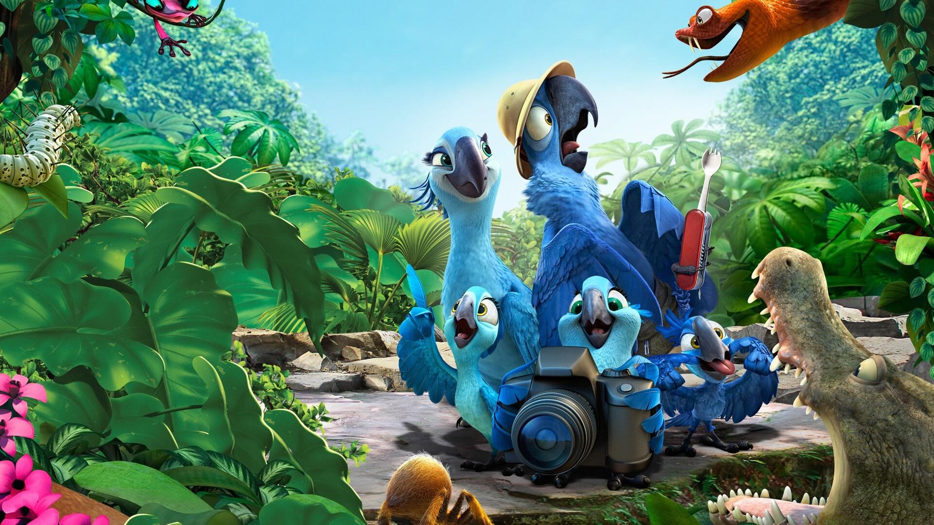 Rio Full Movie In Hindi 3GP Mp4 HD Video Download