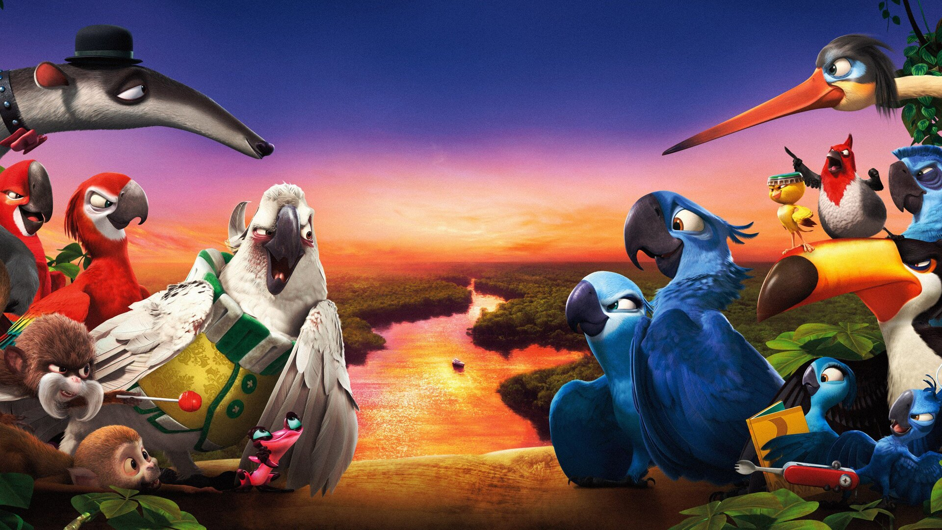 1920x1080 rio 2 movie wide laptop full hd 1080p hd 4k wallpapers