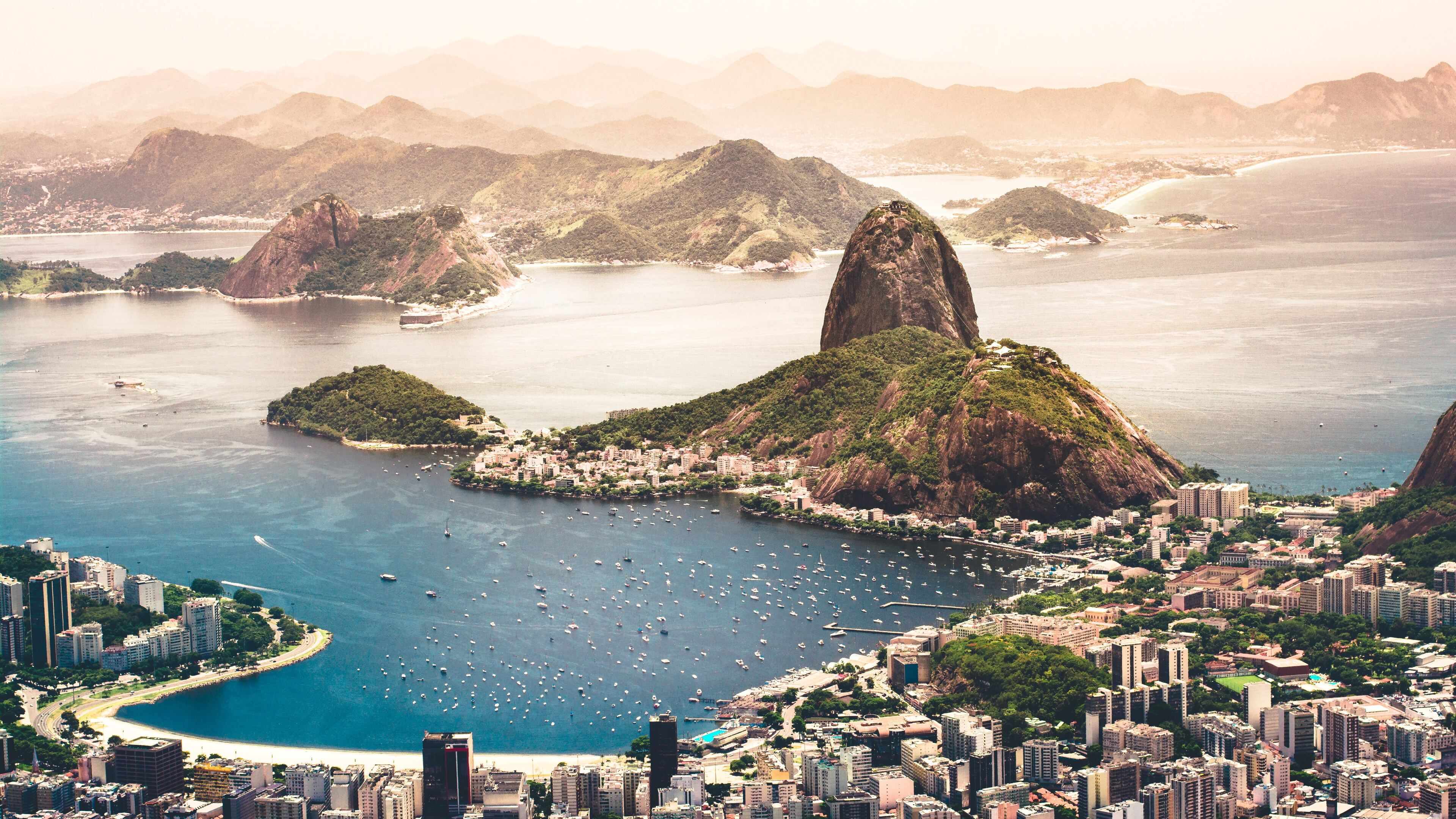 3840x2160 Rio De Janeiro Brazil 4k Hd 4k Wallpapers Images
