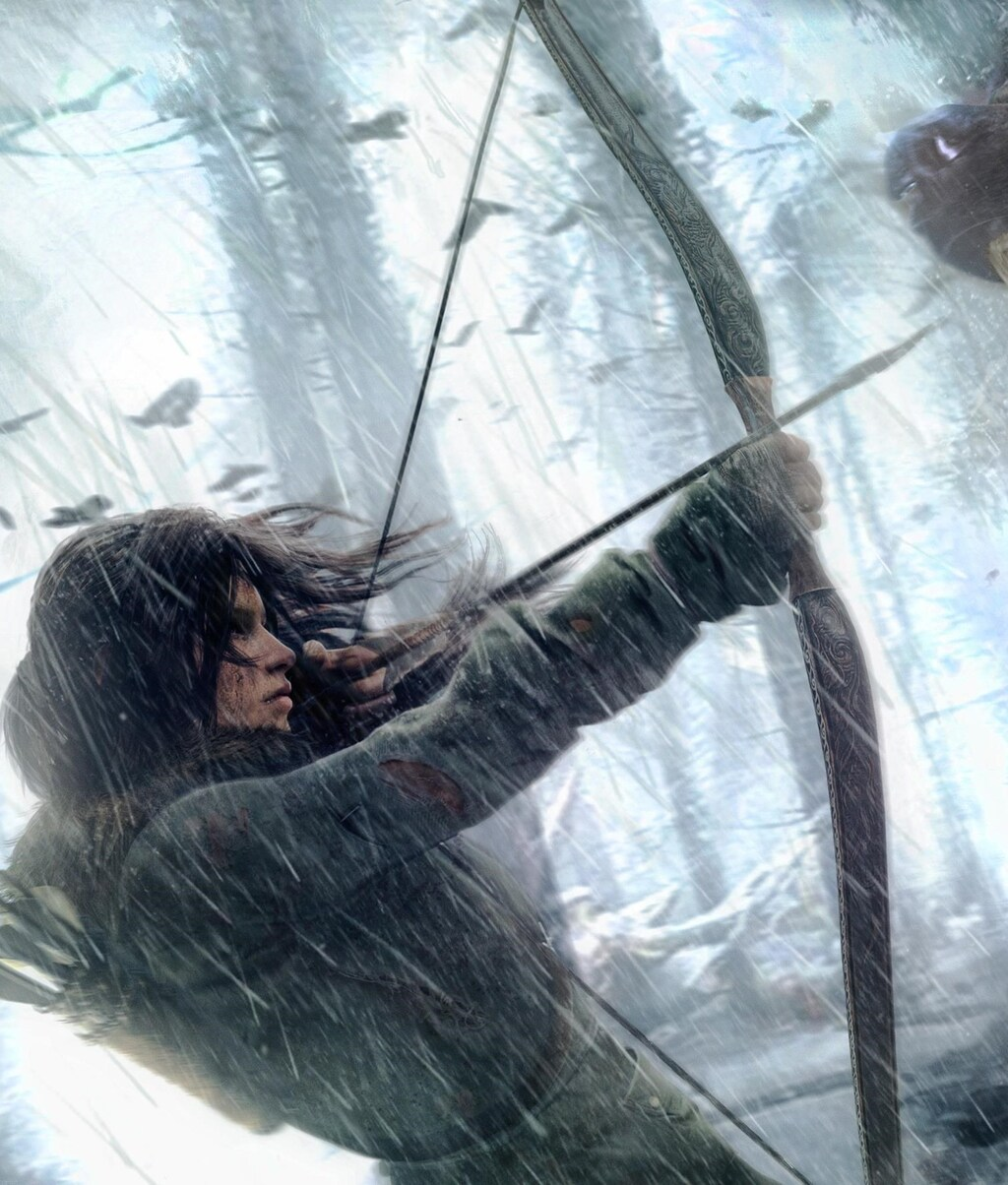 Tomb Rider Wallpaper: Download Rise Of The Tomb Raider Game 3 HD 4k Wallpapers