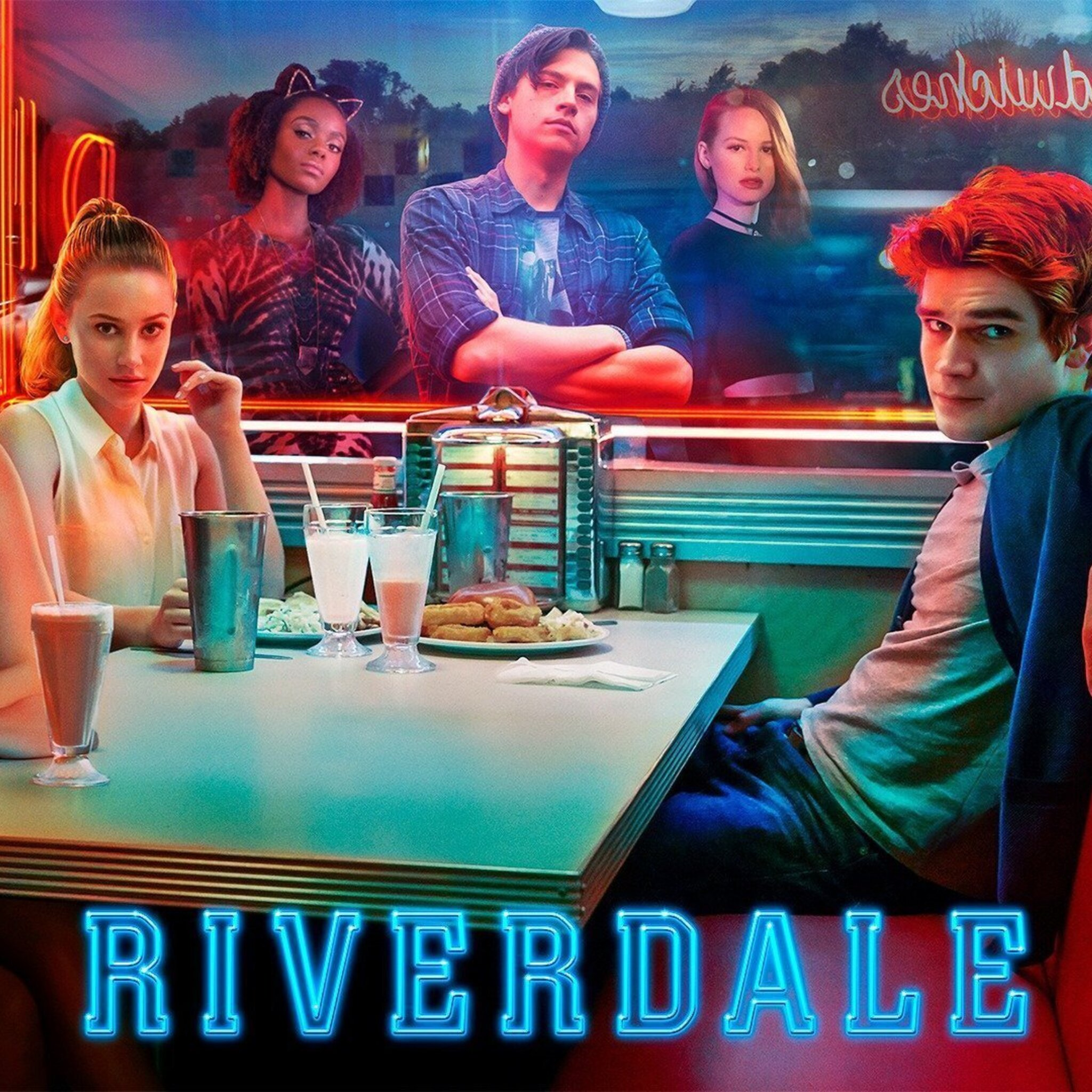 2048x2048 Riverdale Tv Series Ipad Air HD 4k Wallpapers ...