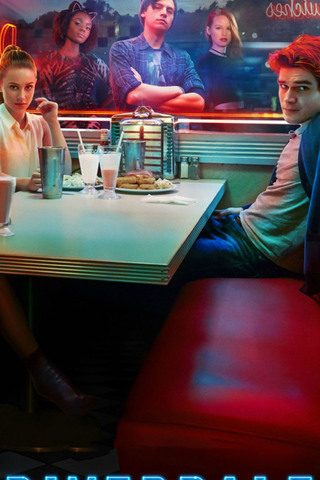 320x480 Riverdale Tv Series Apple Iphone,iPod Touch,Galaxy ...