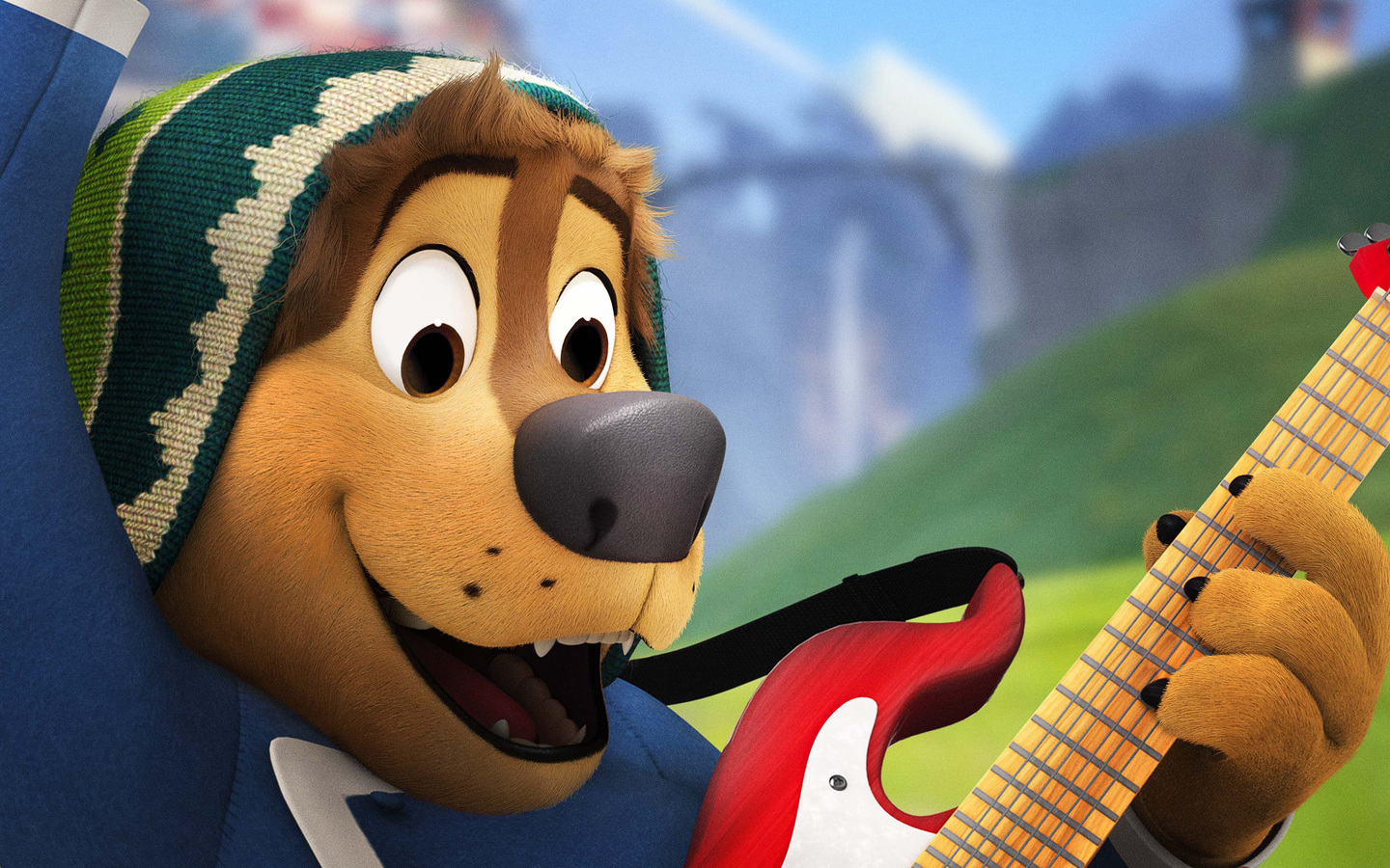 1440x900 Rock Dog Movie 1440x900 Resolution HD 4k Wallpapers, Images