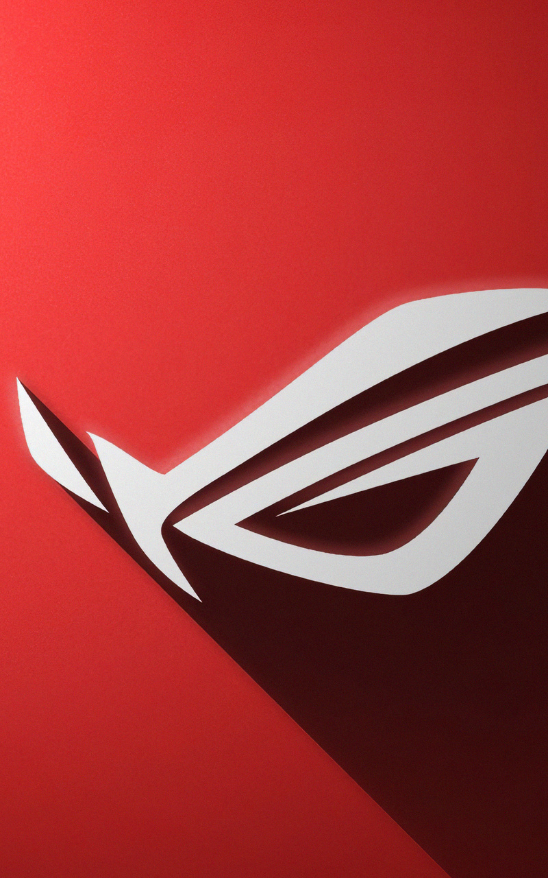 800x1280 Rog Logo Red 4k Nexus 7 Samsung Galaxy Tab 10 Note Android Tablets Hd 4k Wallpapers Images Backgrounds Photos And Pictures