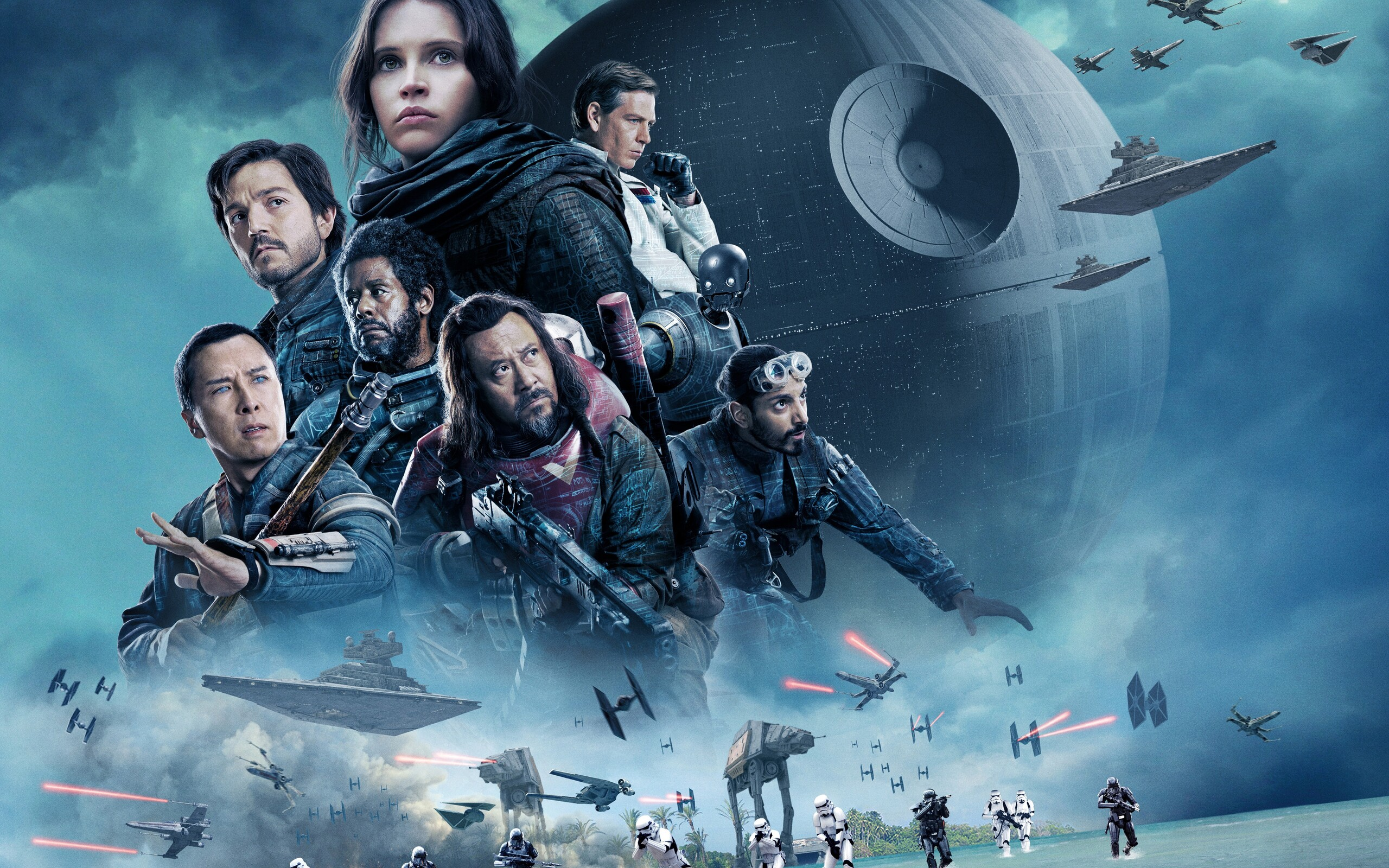 Star Wars Rogue One Wallpaper: 2560x1600 Rogue One A Star Wars Story 5k 2017 2560x1600