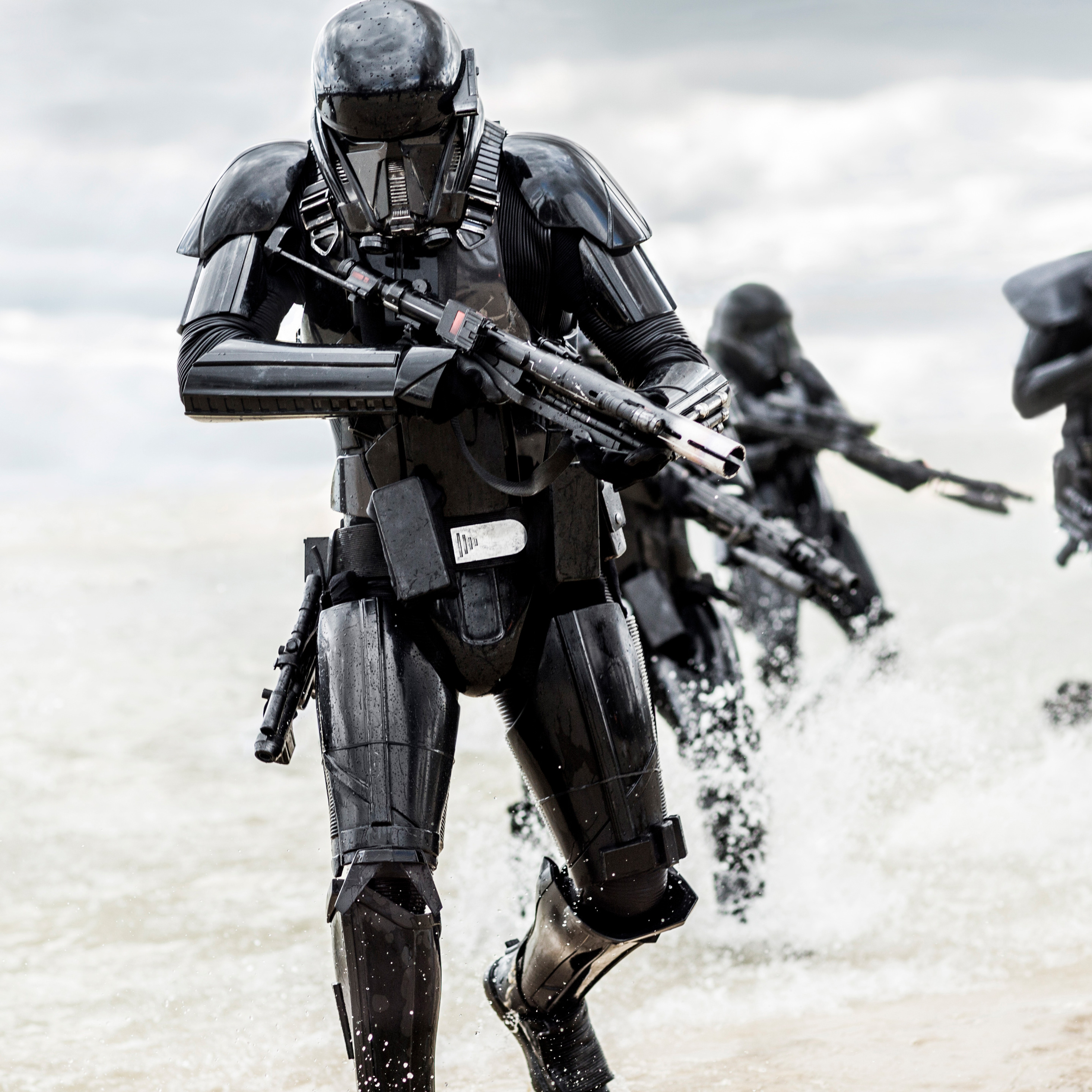 2932x2932 Rogue One A Star Wars Story Death Troopers 5k ...