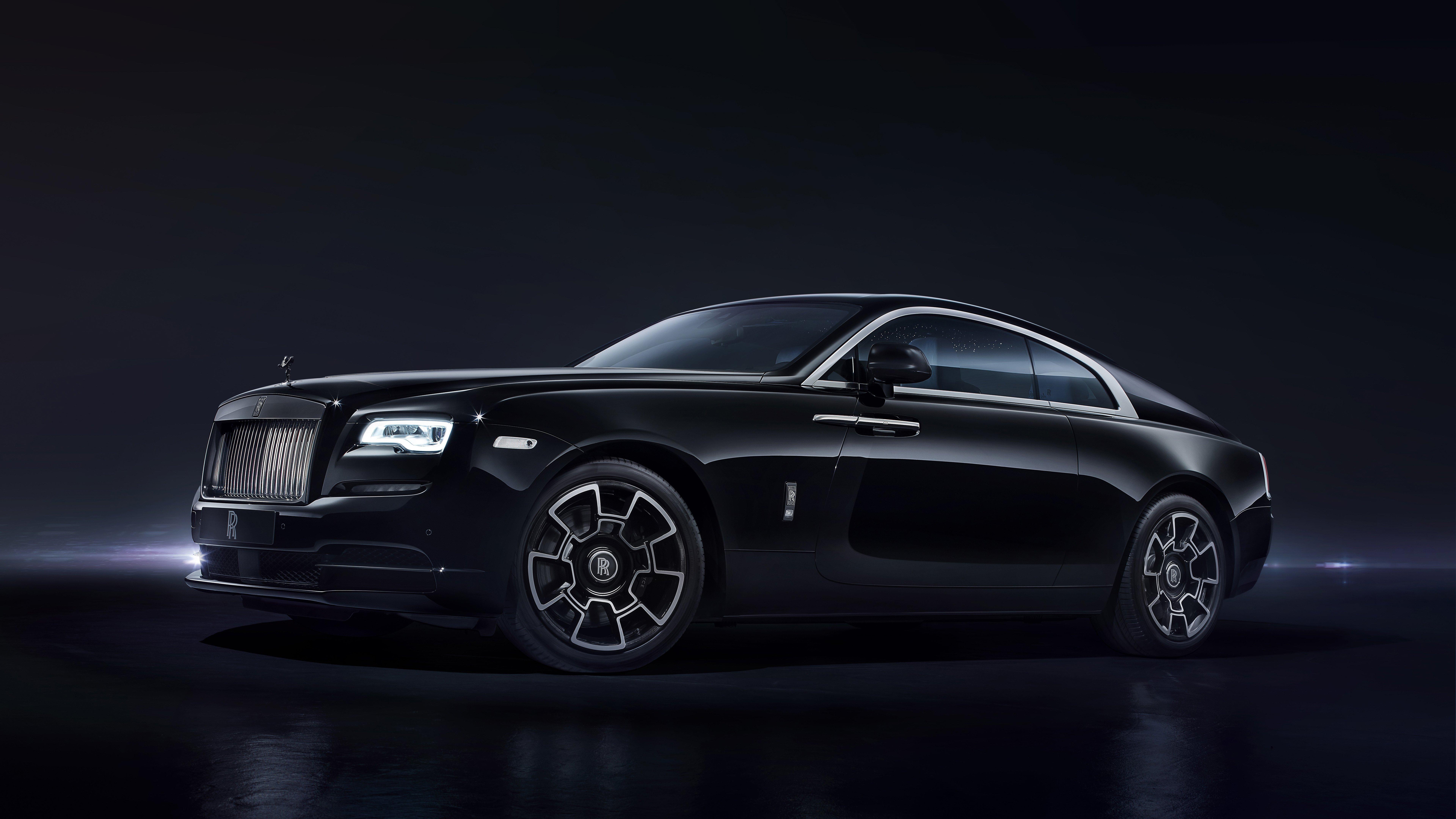 7680x4320 Rolls Royce Black 2017 8k HD 4k Wallpapers ...