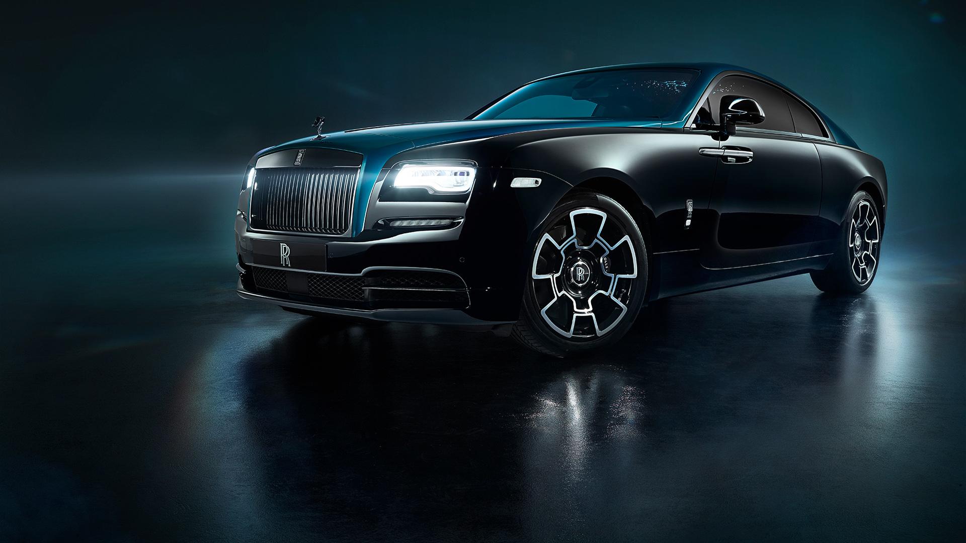 1920x1080 Rolls Royce Black Badge Dawn Front Laptop Full ...