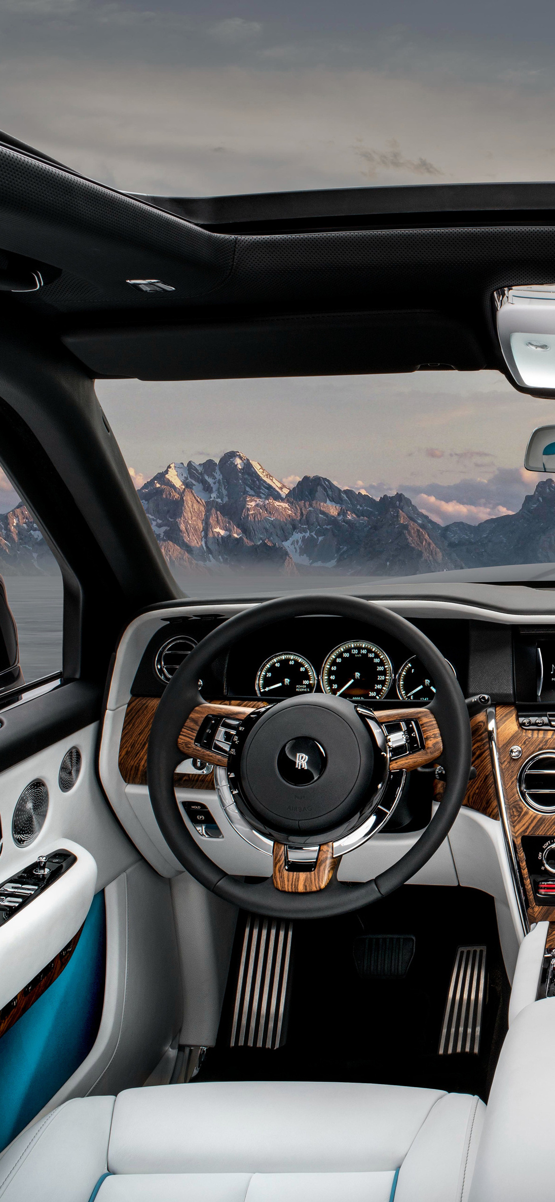 1125x2436 Rolls Royce Cullinan Interior Iphone Xs Iphone 10 Iphone X Hd 4k Wallpapers Images Backgrounds Photos And Pictures