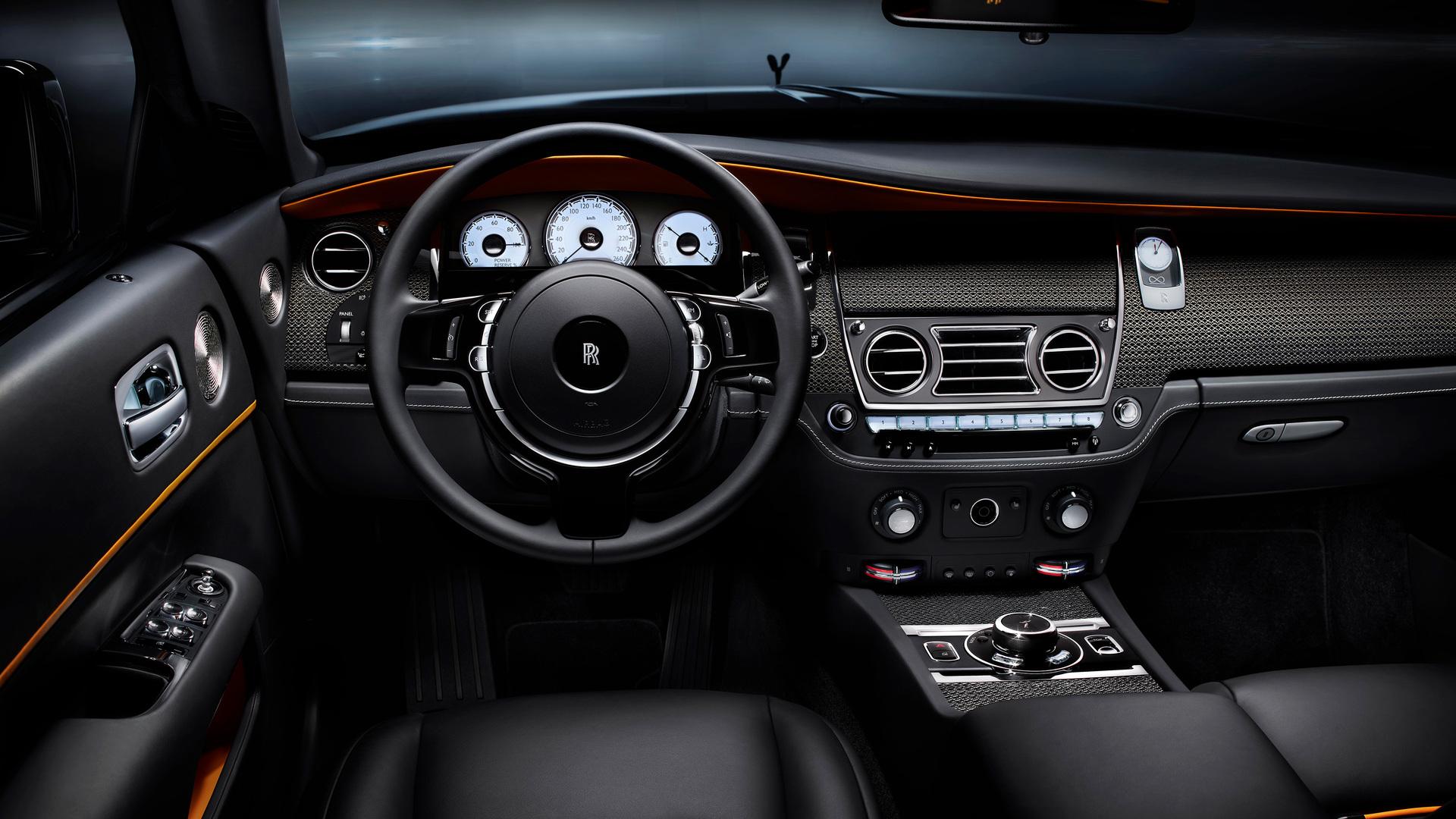 1920x1080 Rolls Royce Dawn Black Badge Interior 4k Laptop Full Hd