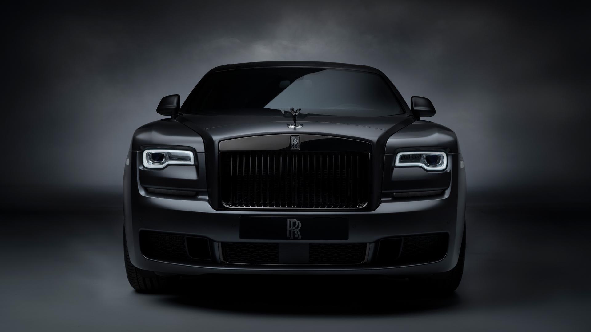 1920x1080 Rolls Royce Ghost Black Badge 2019 Front Laptop ...