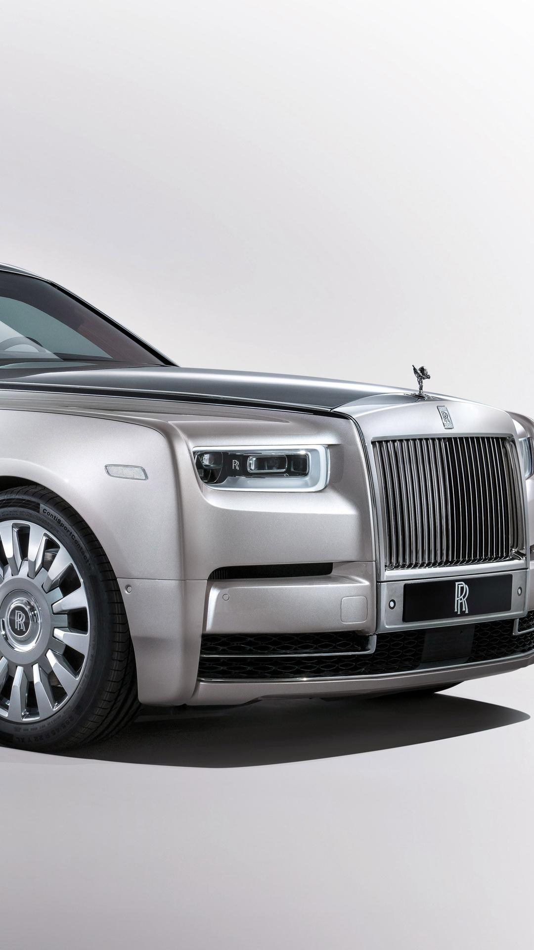 1080x1920 Rolls Royce Phantom Iphone 7 6s 6 Plus Pixel Xl One Plus