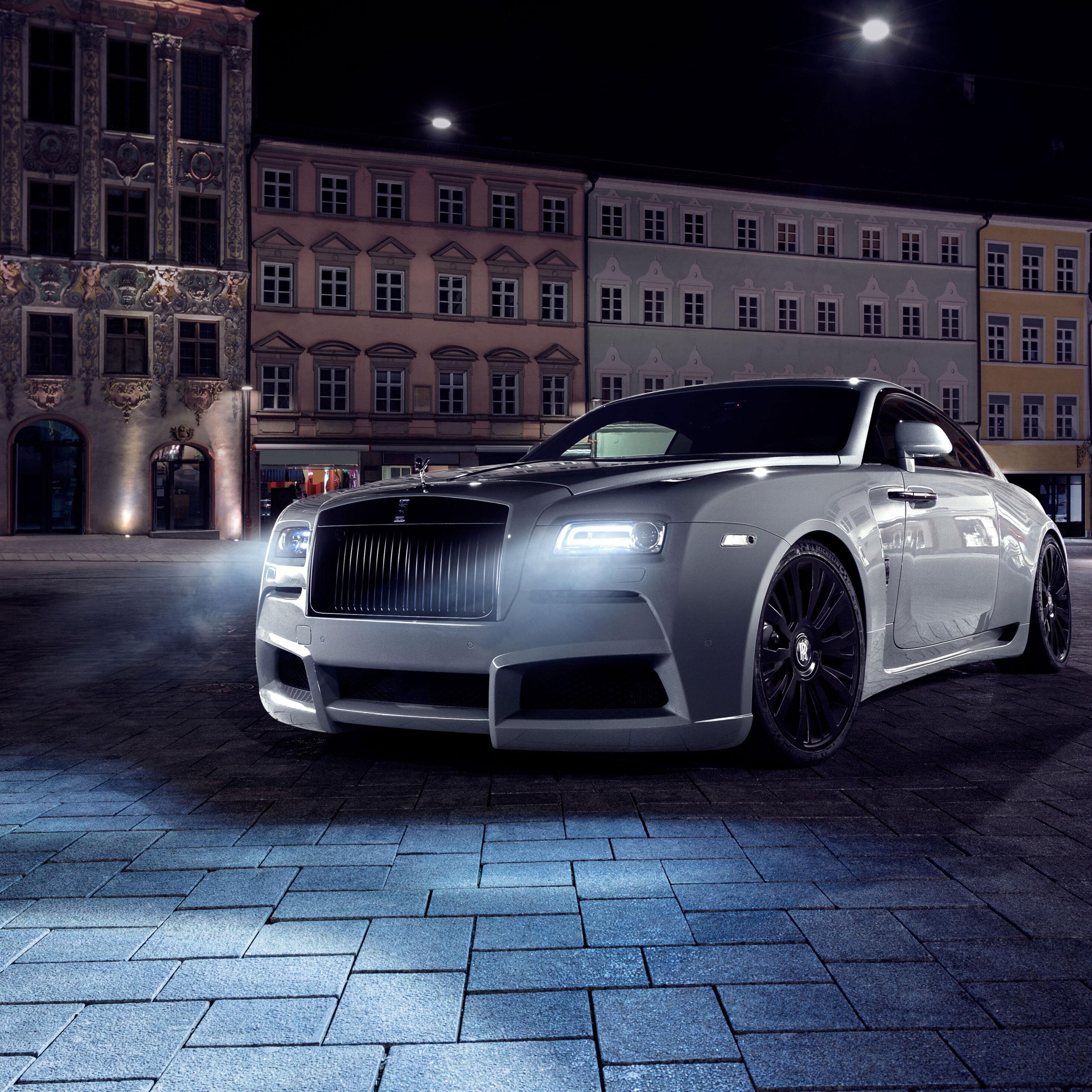 Rolls Royce Wraith 2017 4k On Jpg