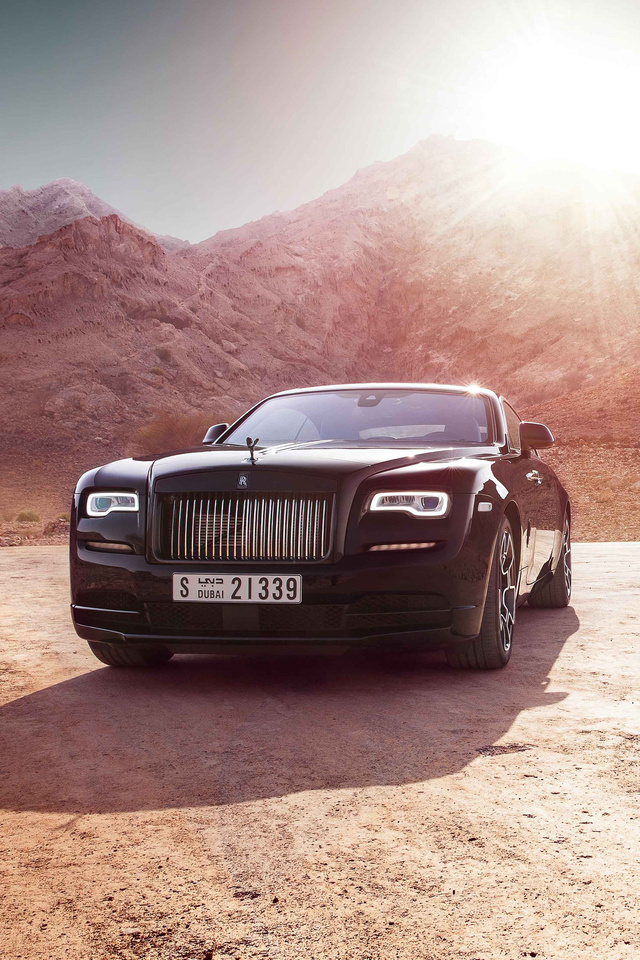640x960 Rolls Royce Wraith Black Badge 4k Iphone 4 Iphone 4s Hd 4k