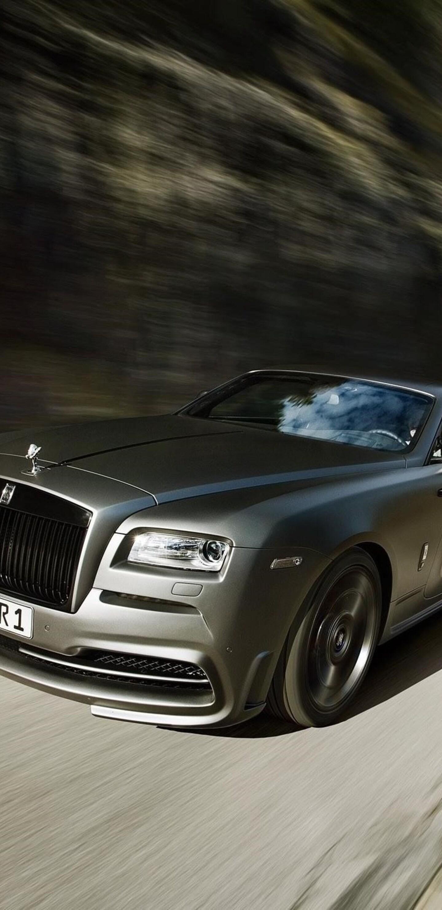 1440x2960 Rolls Royce Wraith Spofec Samsung Galaxy Note 9,8