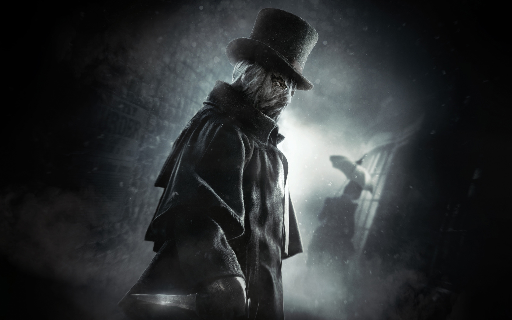 1680x1050 Rorschach Watchmen 4k