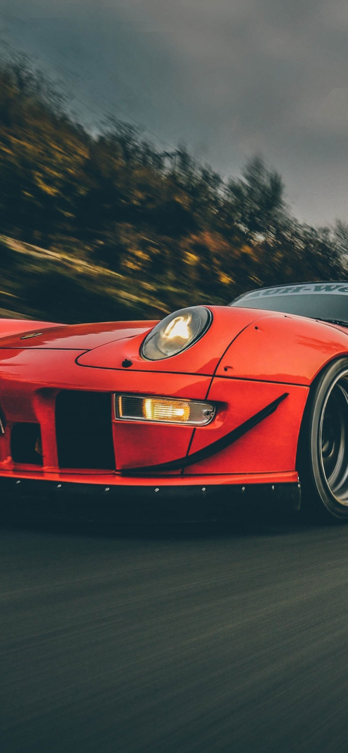 Rwb Porsche 911 Turbo 4k