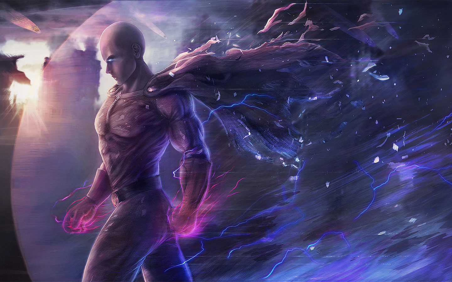 1440x900 Saitama One Punch Man 1440x900 Resolution Hd 4k