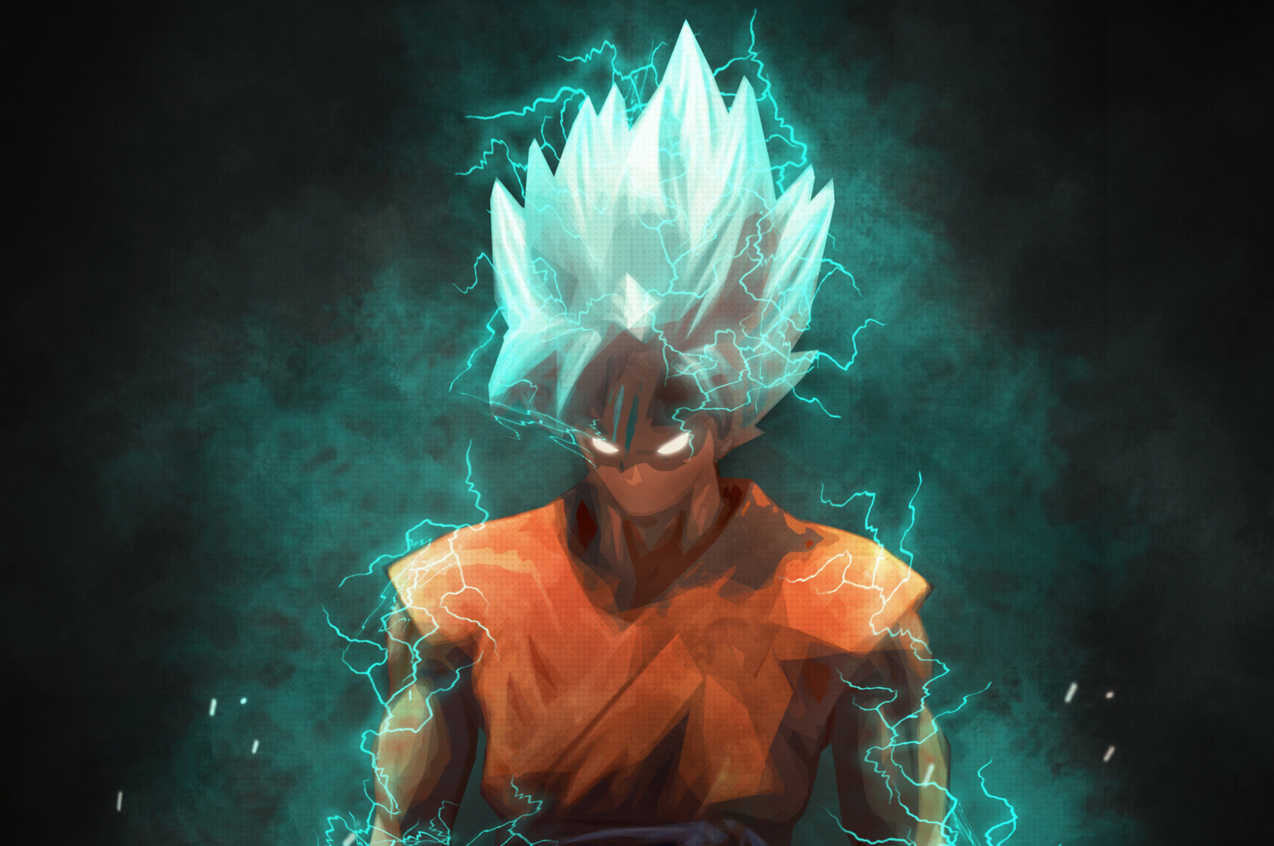2560x1700 Saiyan God Chromebook Pixel Hd 4k Wallpapers Images